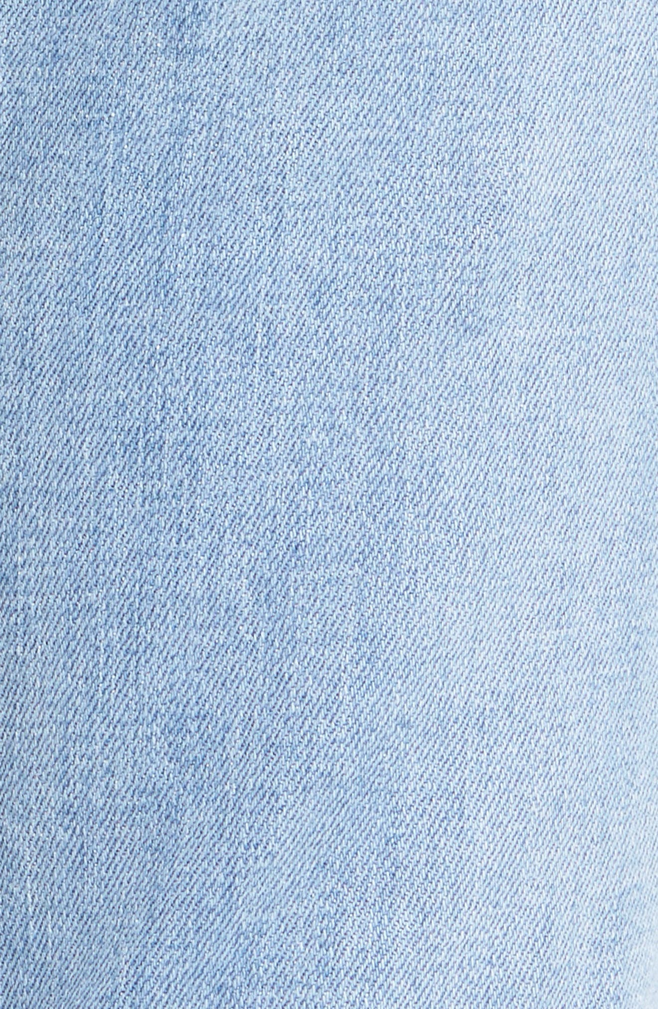 Roxanne Original Ankle Skinny Jeans,                             Alternate thumbnail 5, color,