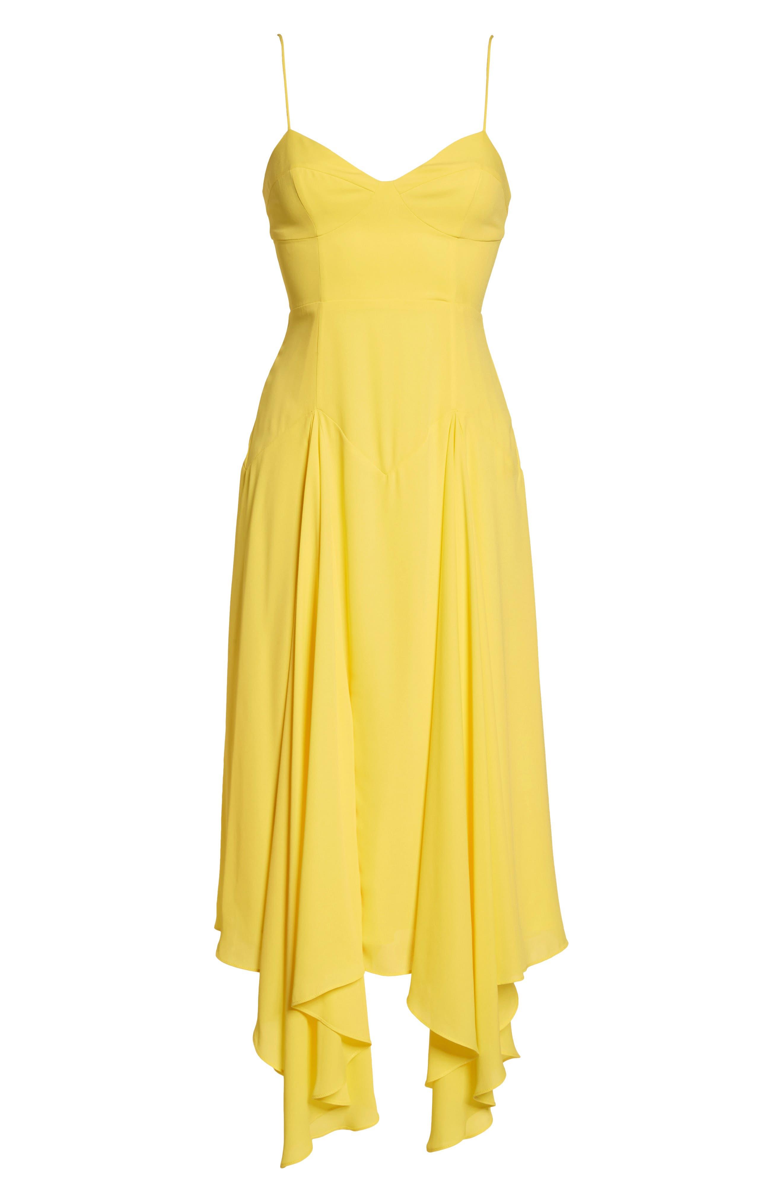 Dean Handkerchief Hem Dress,                             Alternate thumbnail 7, color,                             740