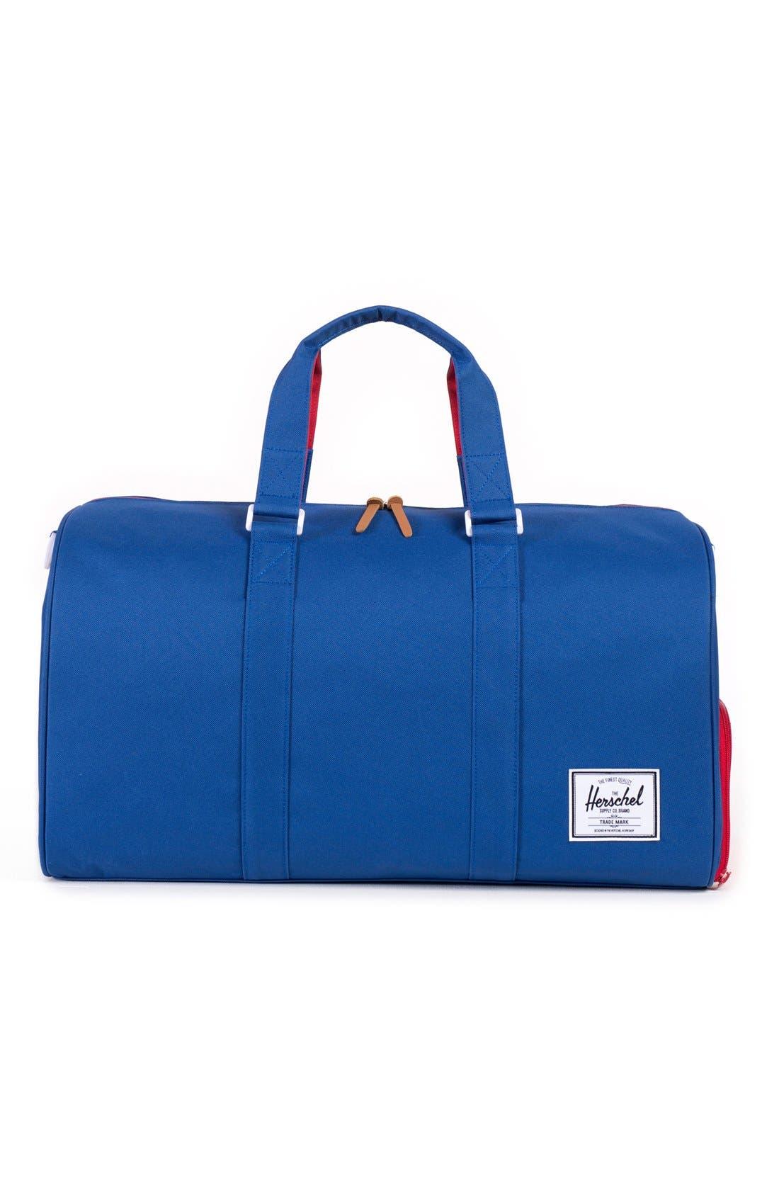 'Novel' Duffel Bag,                         Main,                         color, 472