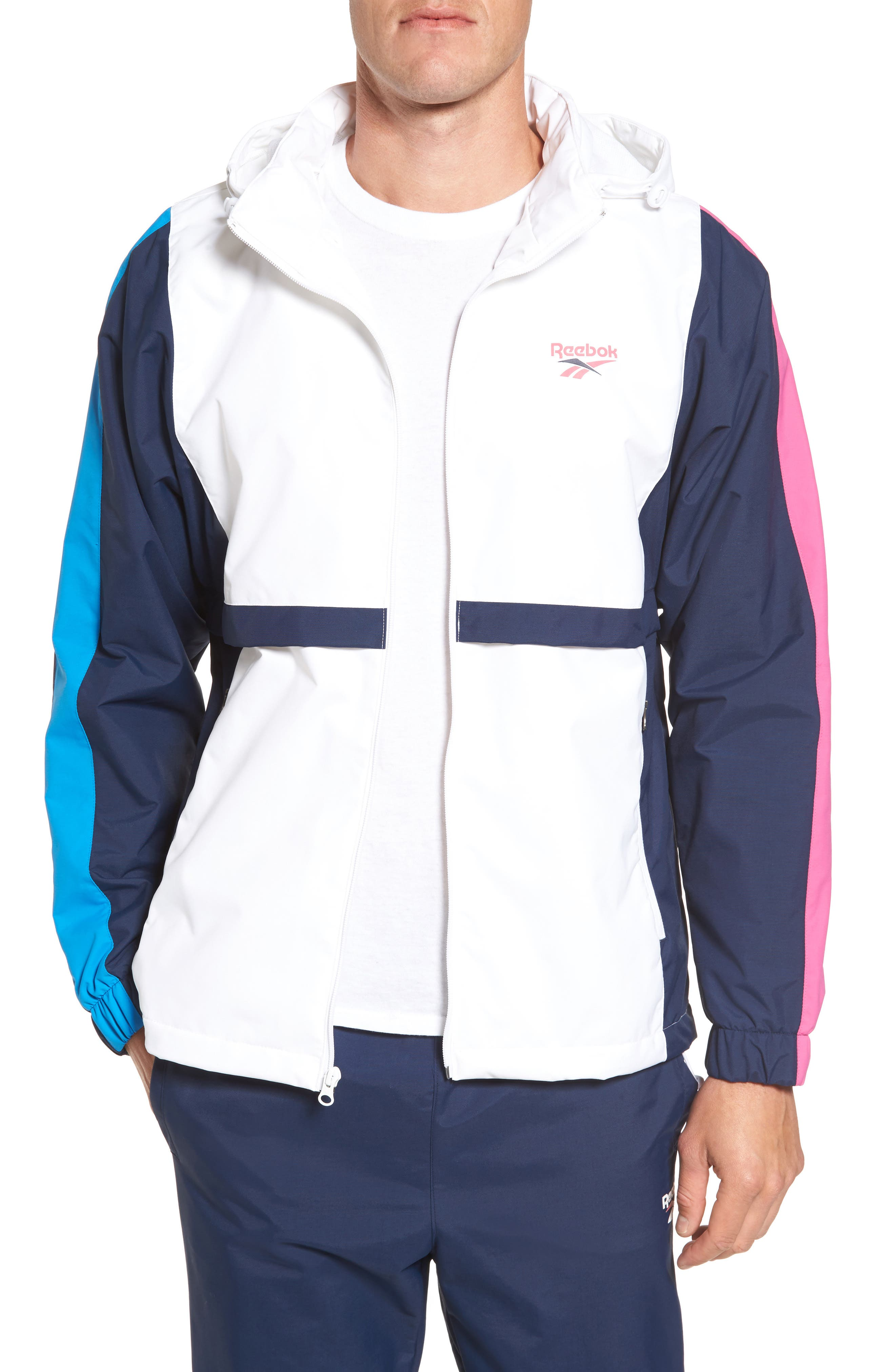 Classic Vintage Windbreaker,                         Main,                         color, 100