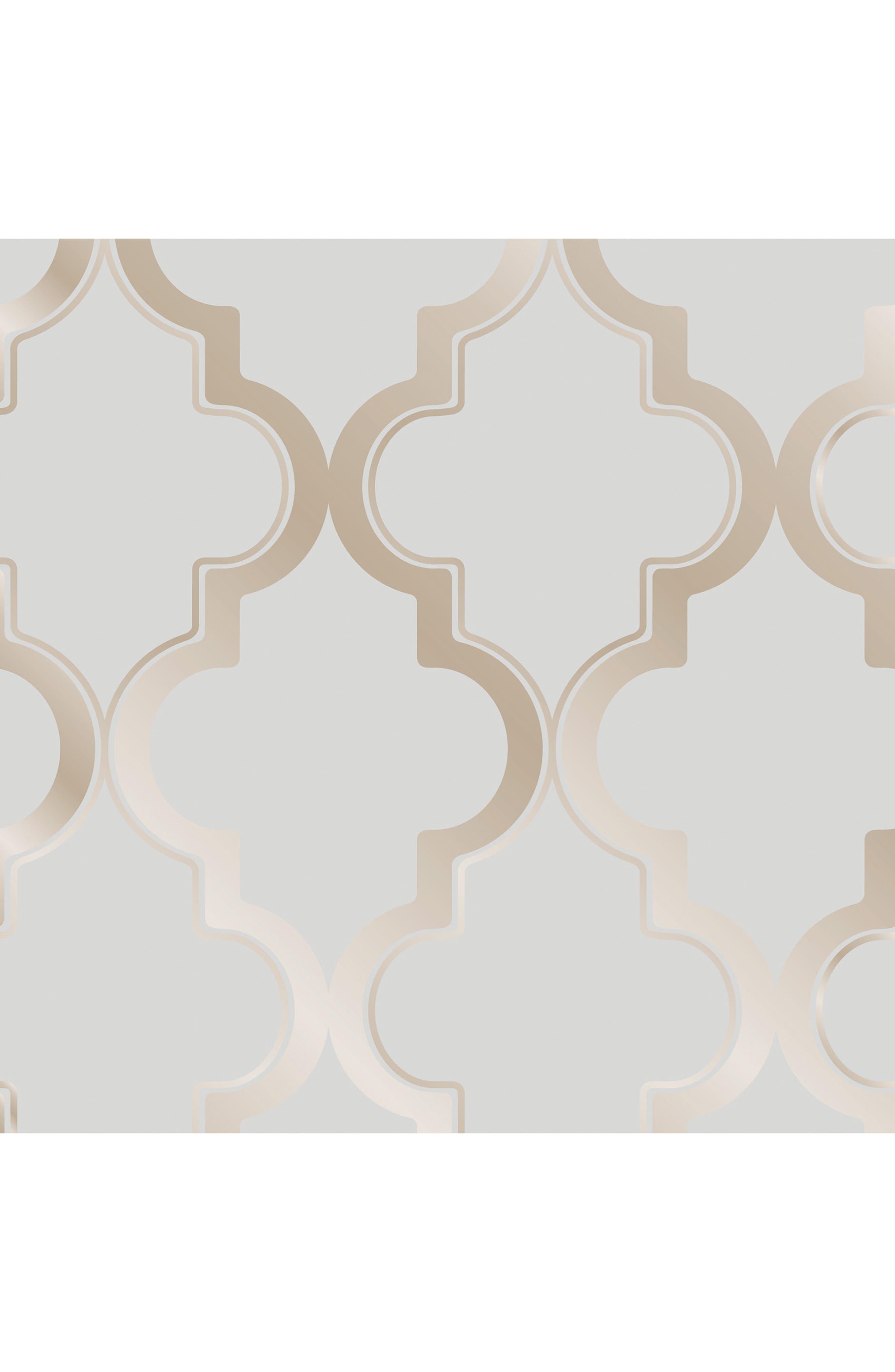 Marrakesh Self-Adhesive Vinyl Wallpaper,                             Main thumbnail 1, color,                             020