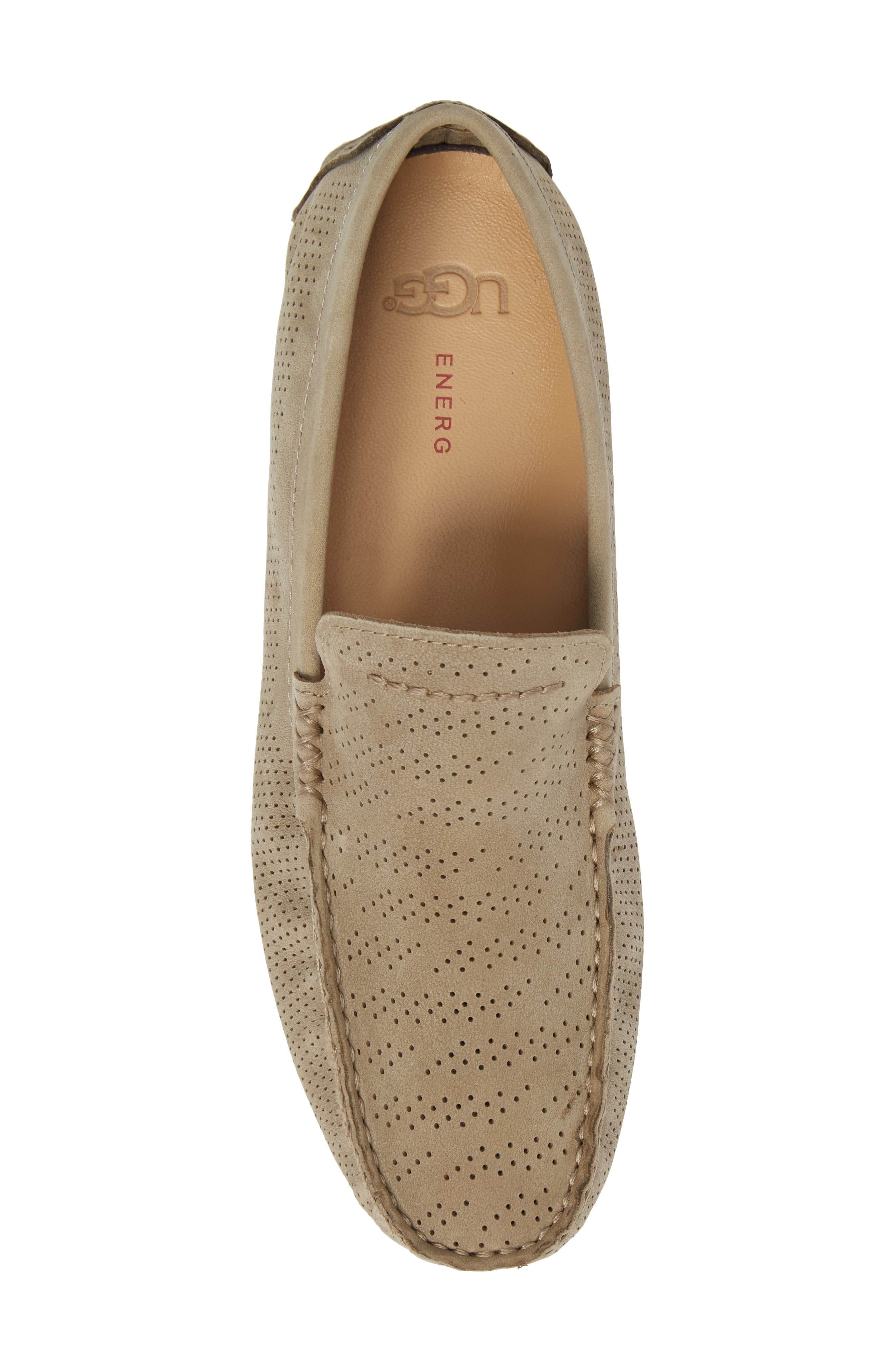 UGG<SUP>®</SUP>,                             Henrick Twinsole<sup>®</sup> Driving Shoe,                             Alternate thumbnail 5, color,                             204