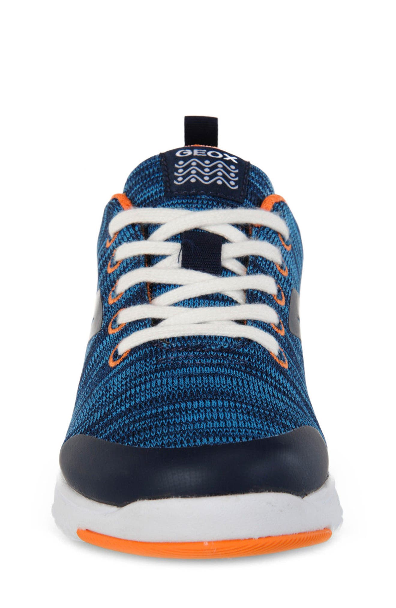 Xunday Performance Knit Low Top Sneaker,                             Alternate thumbnail 12, color,