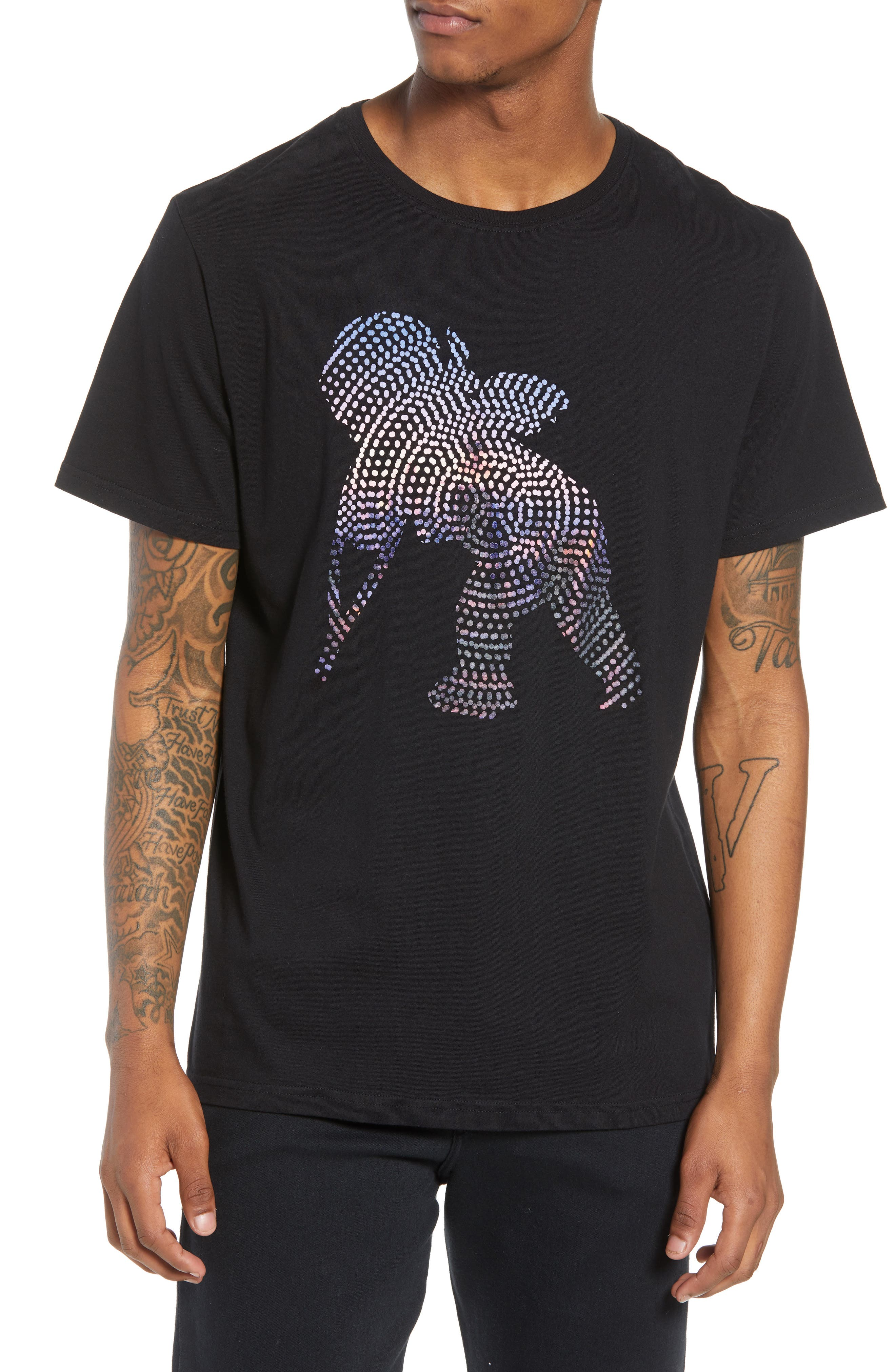 Cherub Graphic T-Shirt,                             Main thumbnail 1, color,                             001
