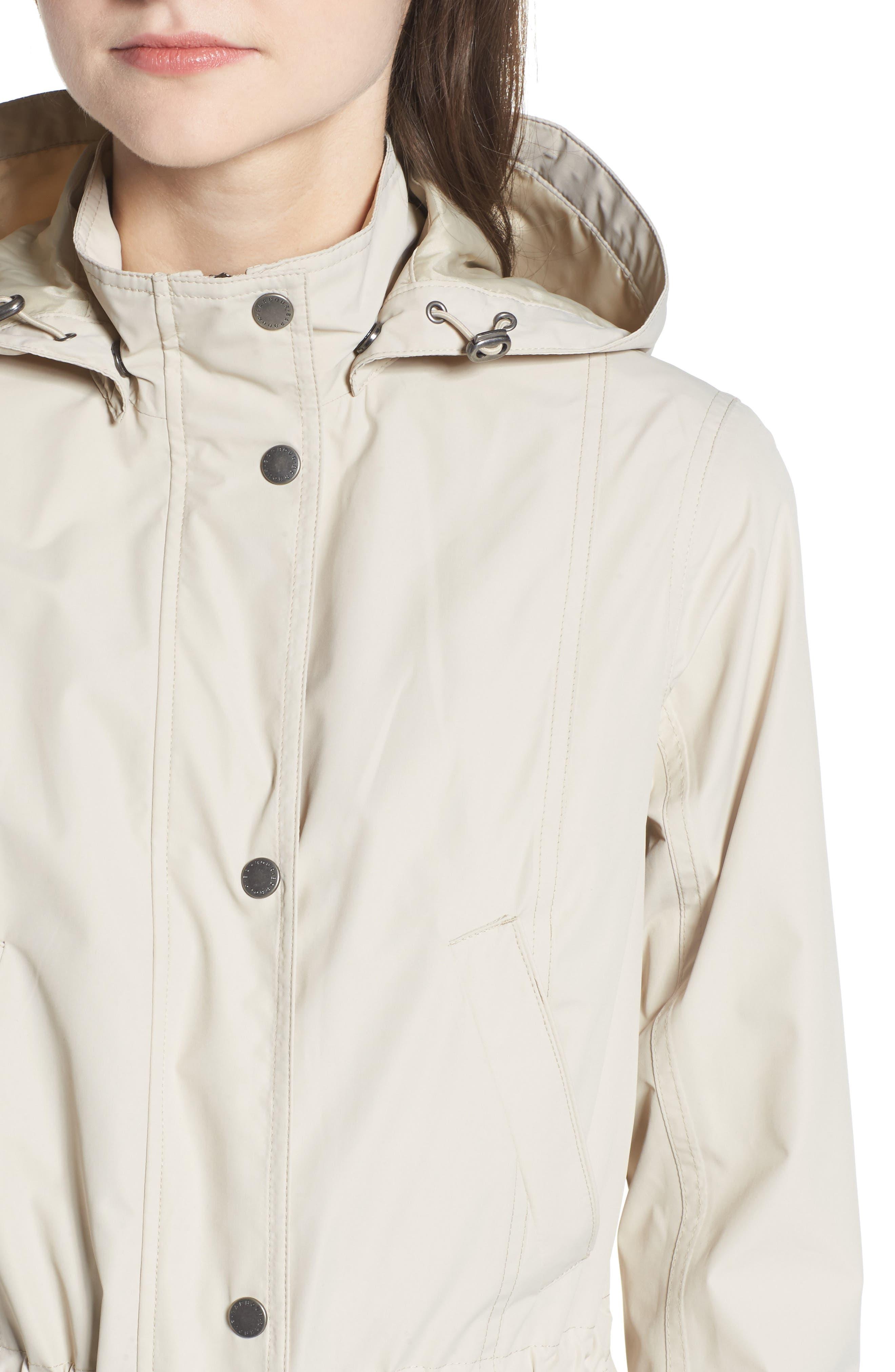 Kinnordy Waterproof Hooded Jacket,                             Alternate thumbnail 4, color,                             907