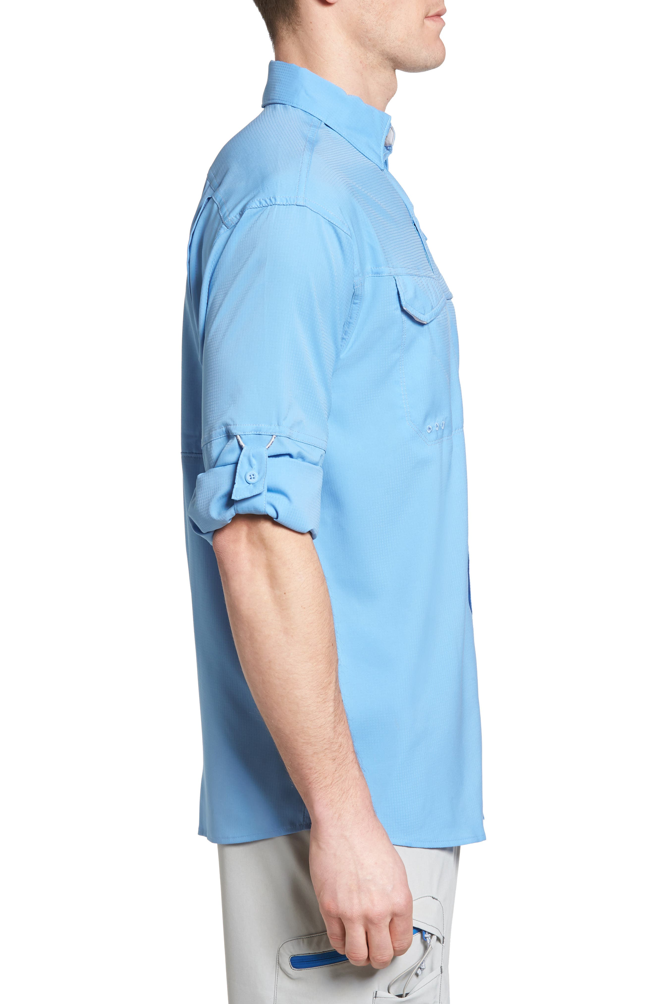 Low Drag Offshore Woven Shirt,                             Alternate thumbnail 31, color,