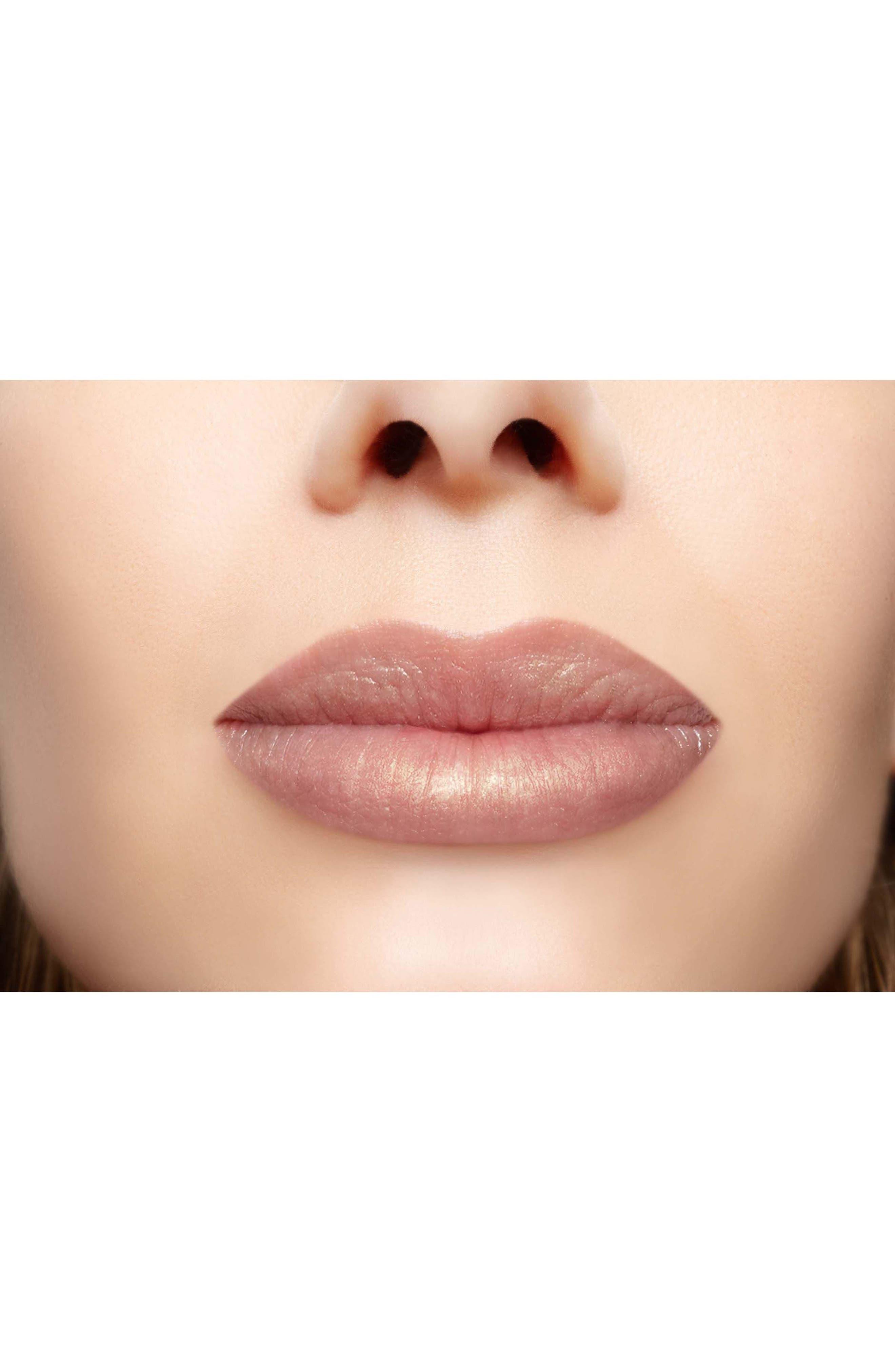 SPACE.NK.apothecary Lipstick Queen Black Lace Rabbit Lipstick,                             Alternate thumbnail 4, color,                             001