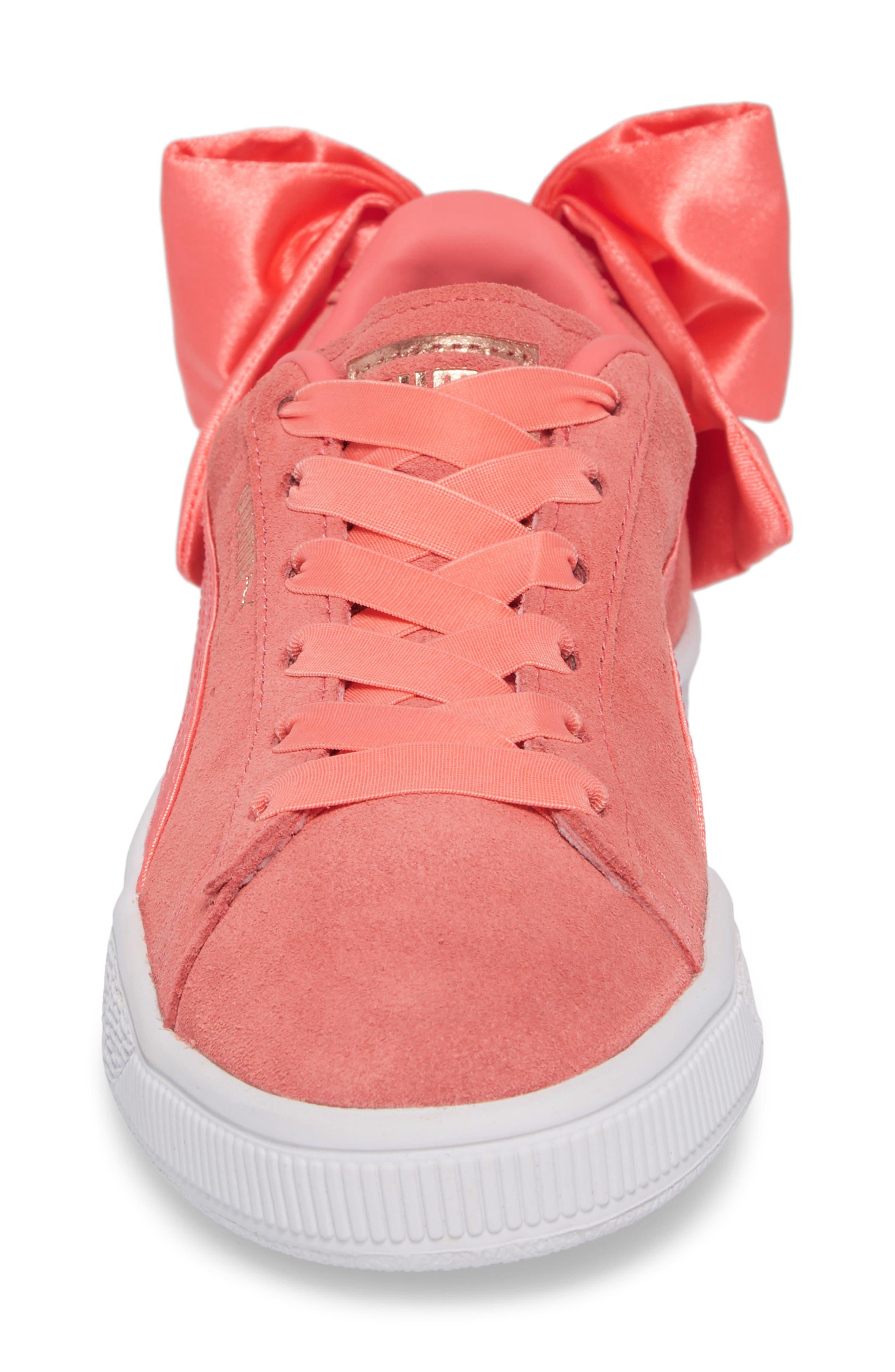 Bow Sneaker,                             Alternate thumbnail 12, color,