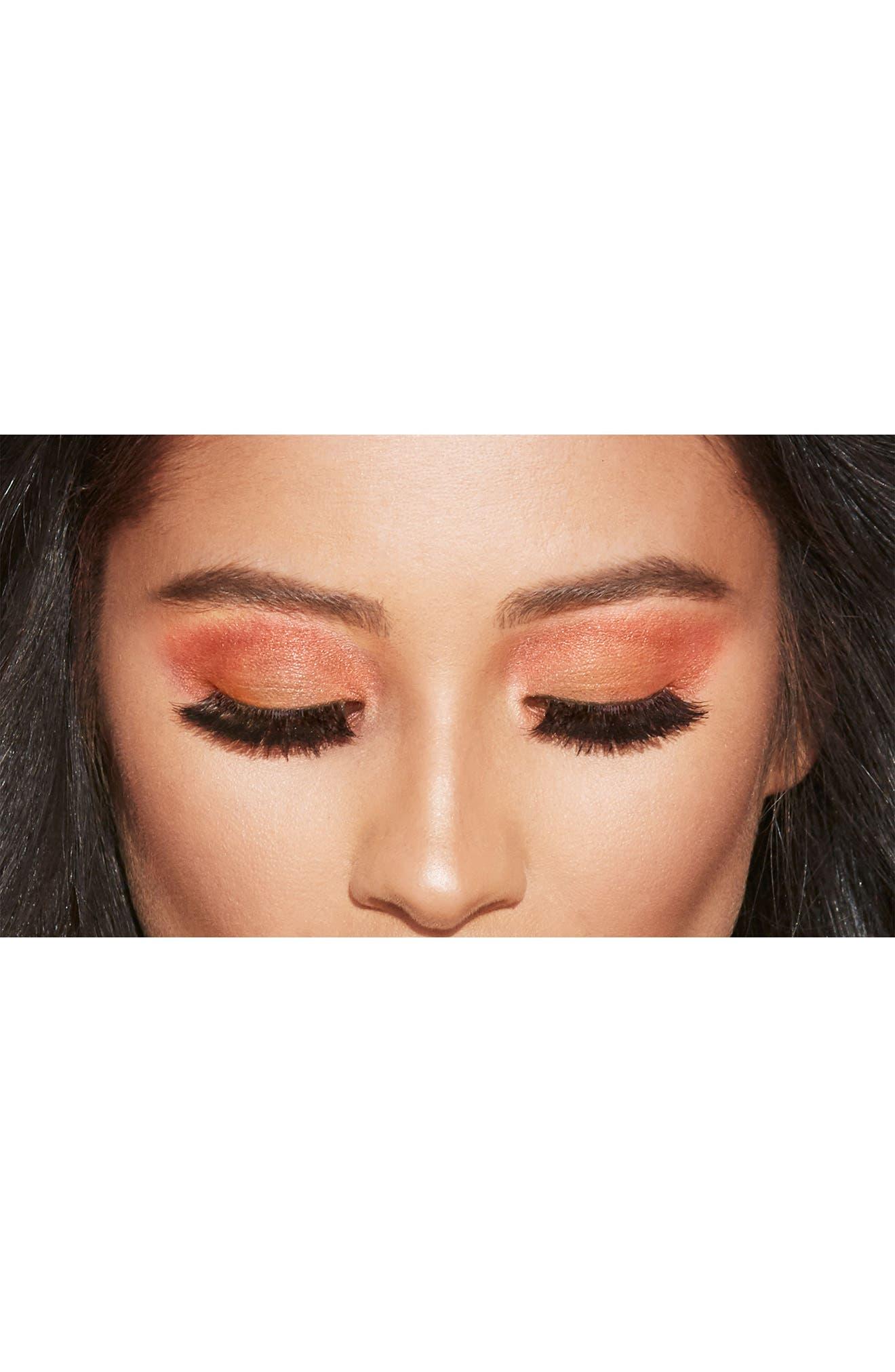 Cover Shot Ablaze Eyeshadow Palette,                             Alternate thumbnail 5, color,                             ABLAZE