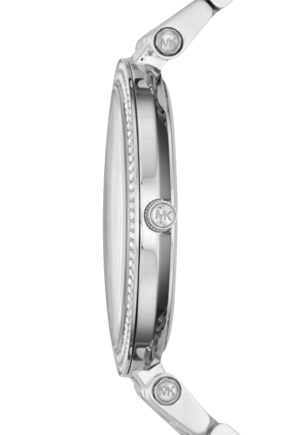'Darci' Round Bracelet Watch, 39mm,                             Alternate thumbnail 43, color,