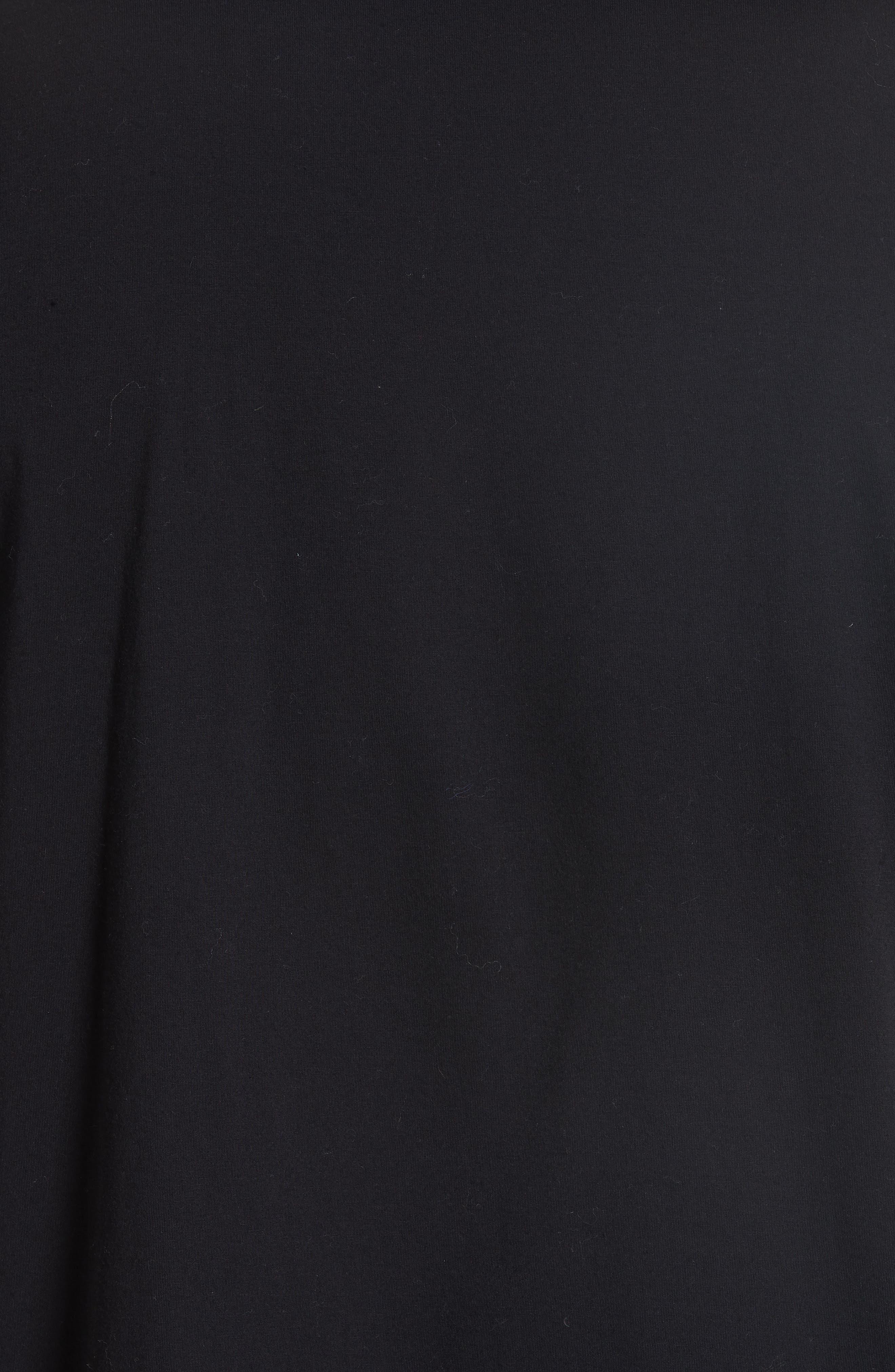 Megadeth Graphic Oversize T-Shirt,                             Alternate thumbnail 5, color,                             001