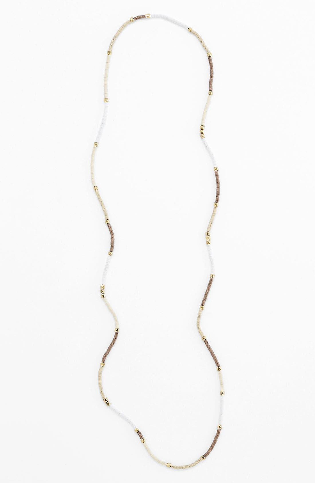 SPRING STREET Design Group Beaded Necklace, Main, color, 200