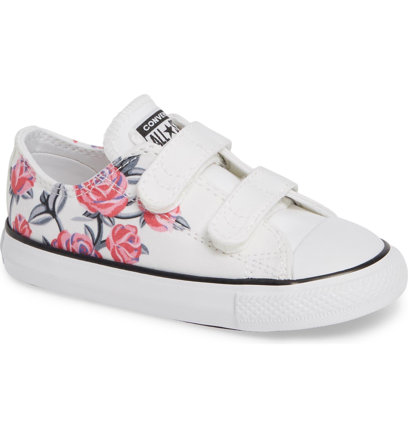 5ed36170de8d Converse Chuck Taylor® All Star® Pretty Strong 2V Sneaker (Baby ...