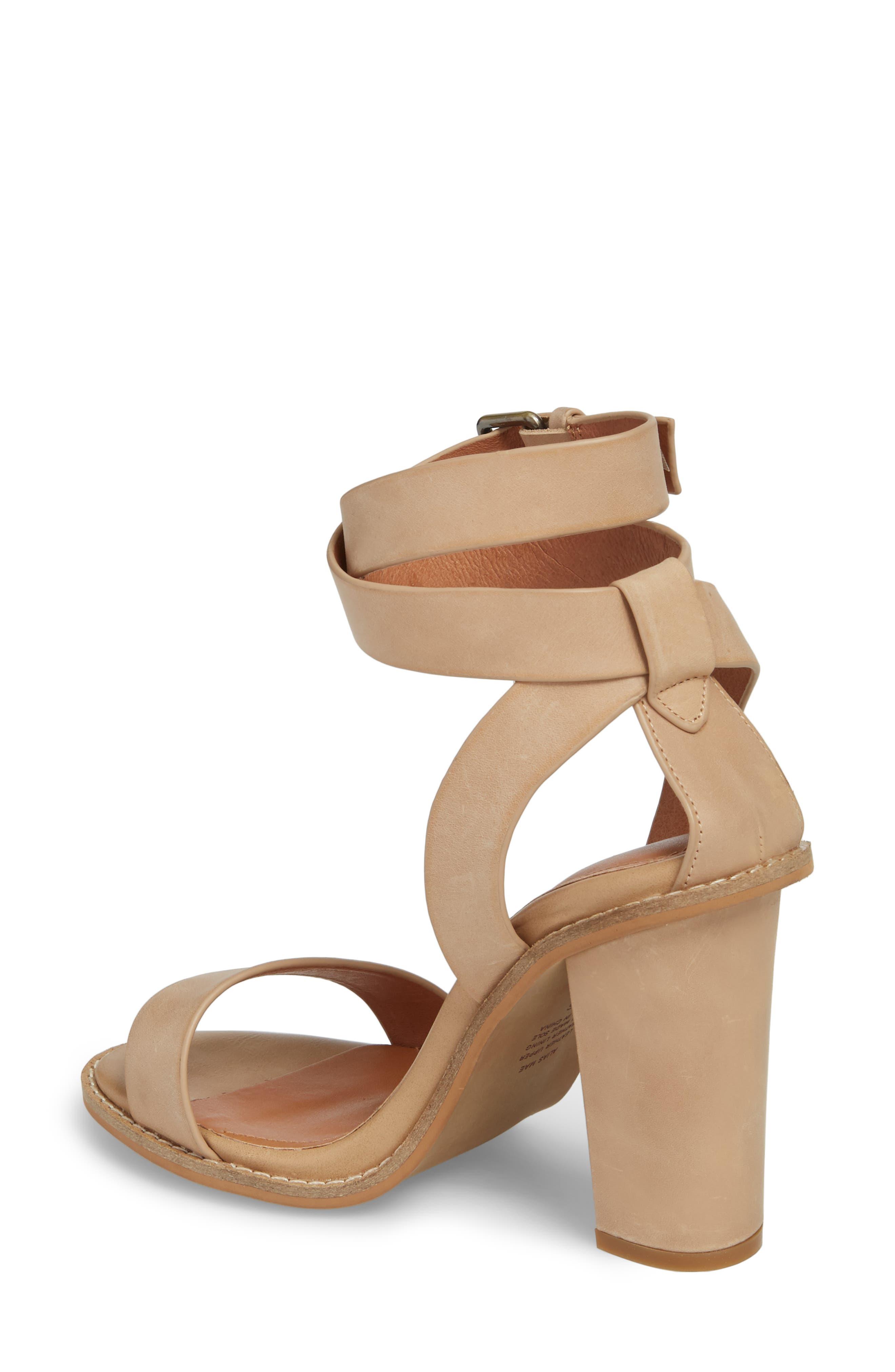 Calito Ankle Strap Sandal,                             Alternate thumbnail 4, color,
