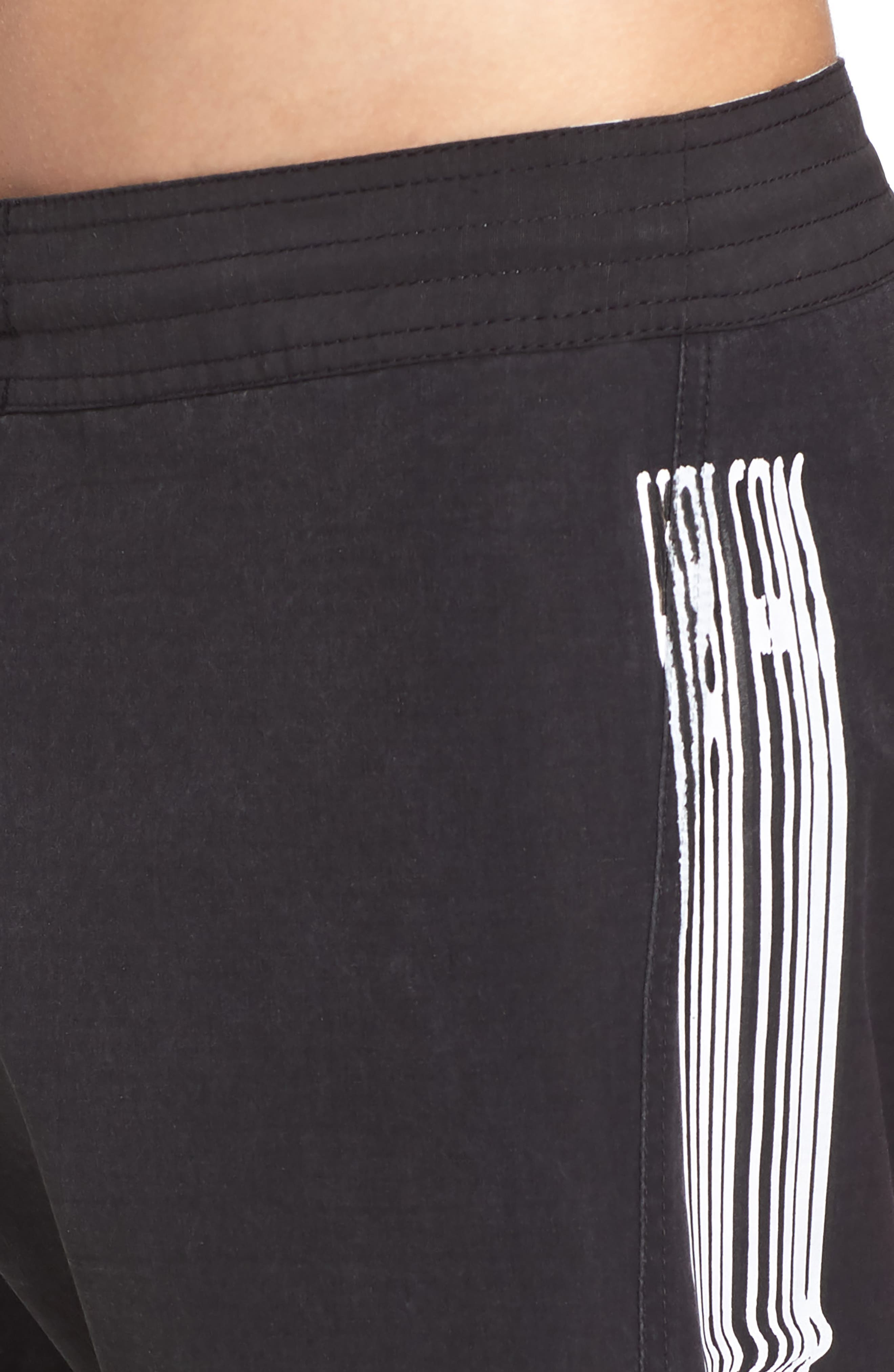 Side Fi Stoney Board Shorts,                             Alternate thumbnail 4, color,                             001