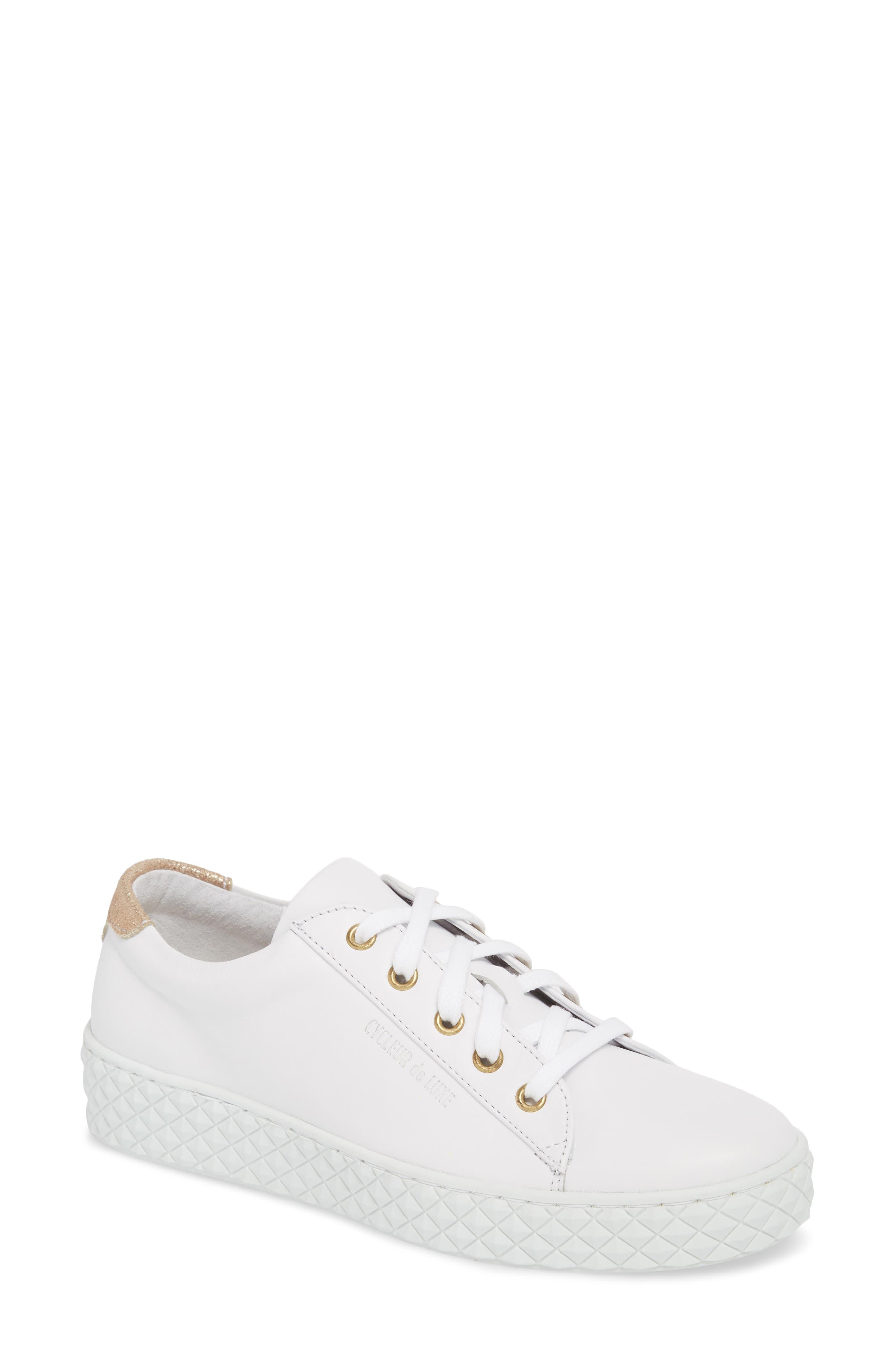 CYCLEUR DE LUXE,                             Albufeira Sneaker,                             Main thumbnail 1, color,                             110