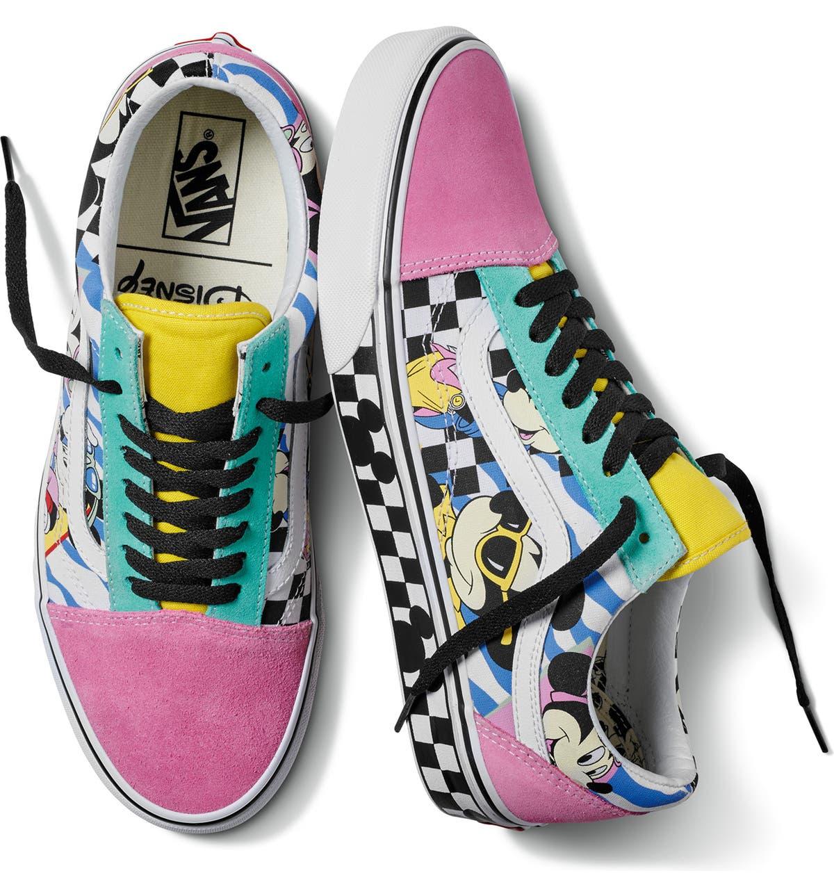 Vans x Disney Old Skool Sneaker (Men)  2649e5ed6