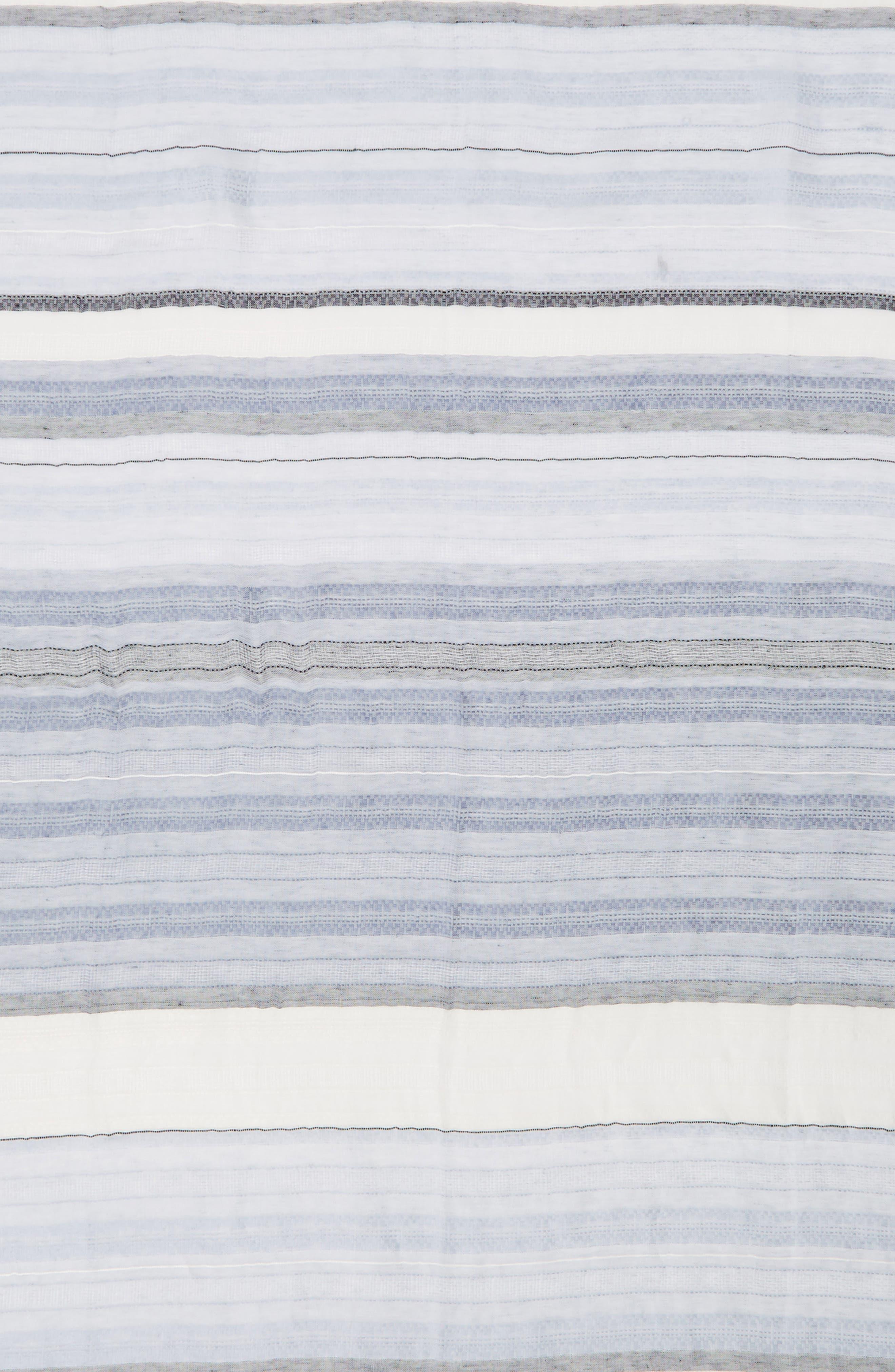 Stripe Scarf,                             Alternate thumbnail 11, color,