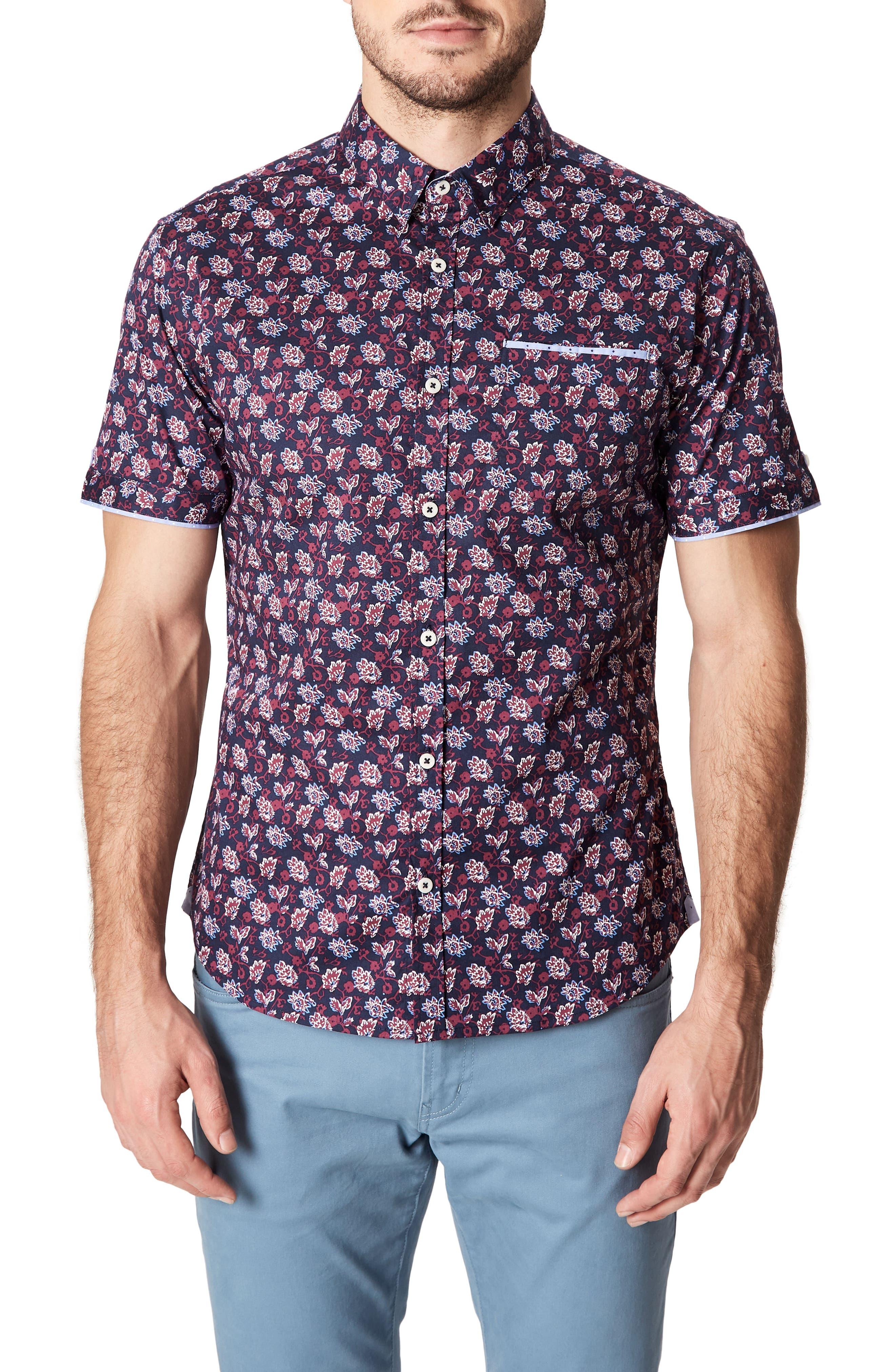 Fan Fare Woven Shirt,                         Main,                         color,