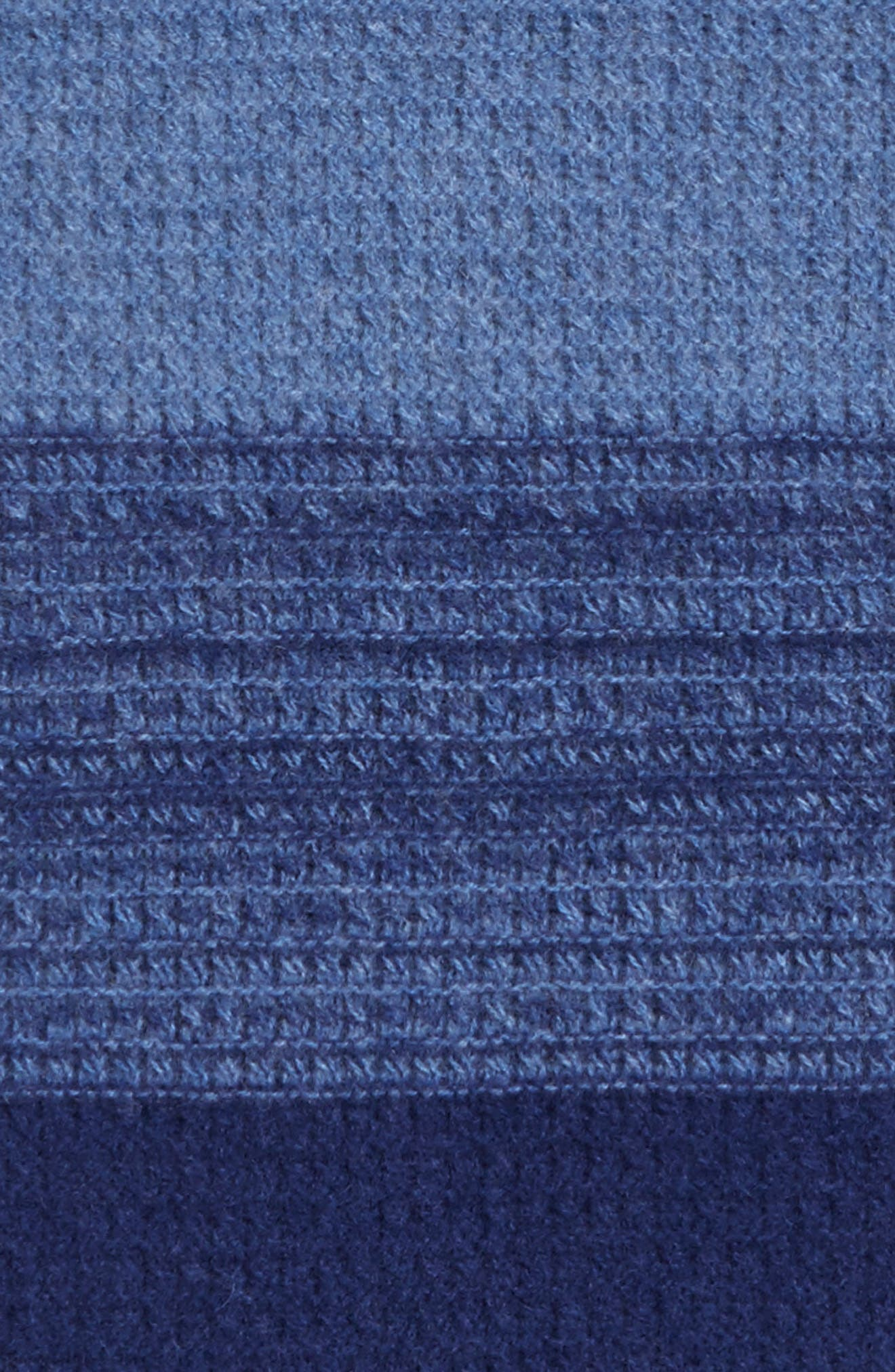 Ombré Cashmere Infinity Scarf,                             Alternate thumbnail 15, color,