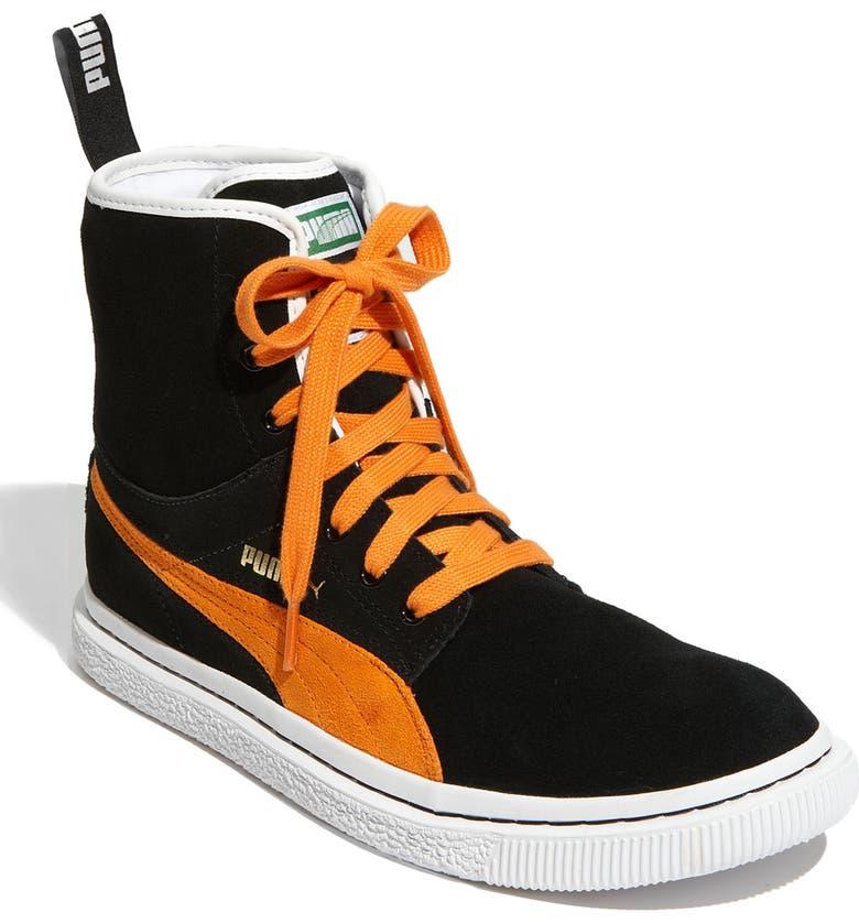 b638ca2bbe33 PUMA  Dr. Clyde Mashup  High Top Sneaker