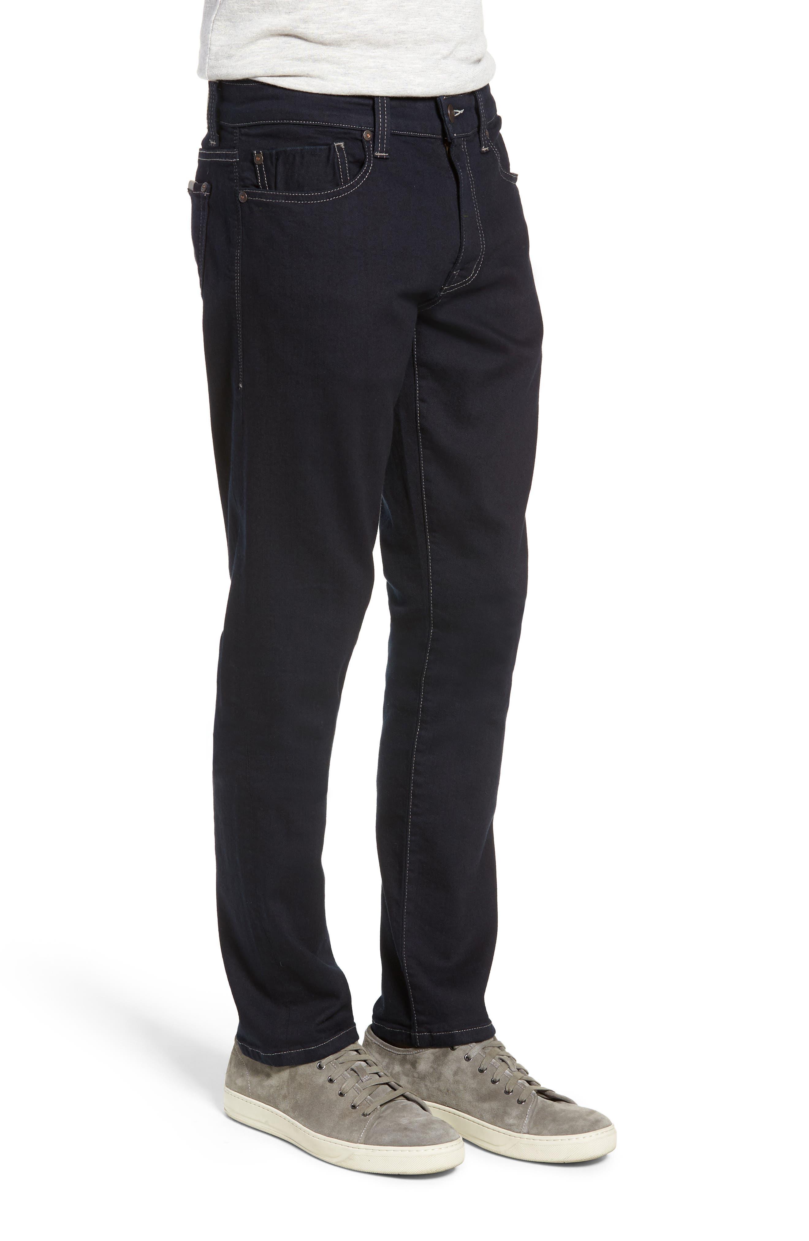 Torino Slim Fit Jeans,                             Alternate thumbnail 3, color,                             AKIRA BLUE
