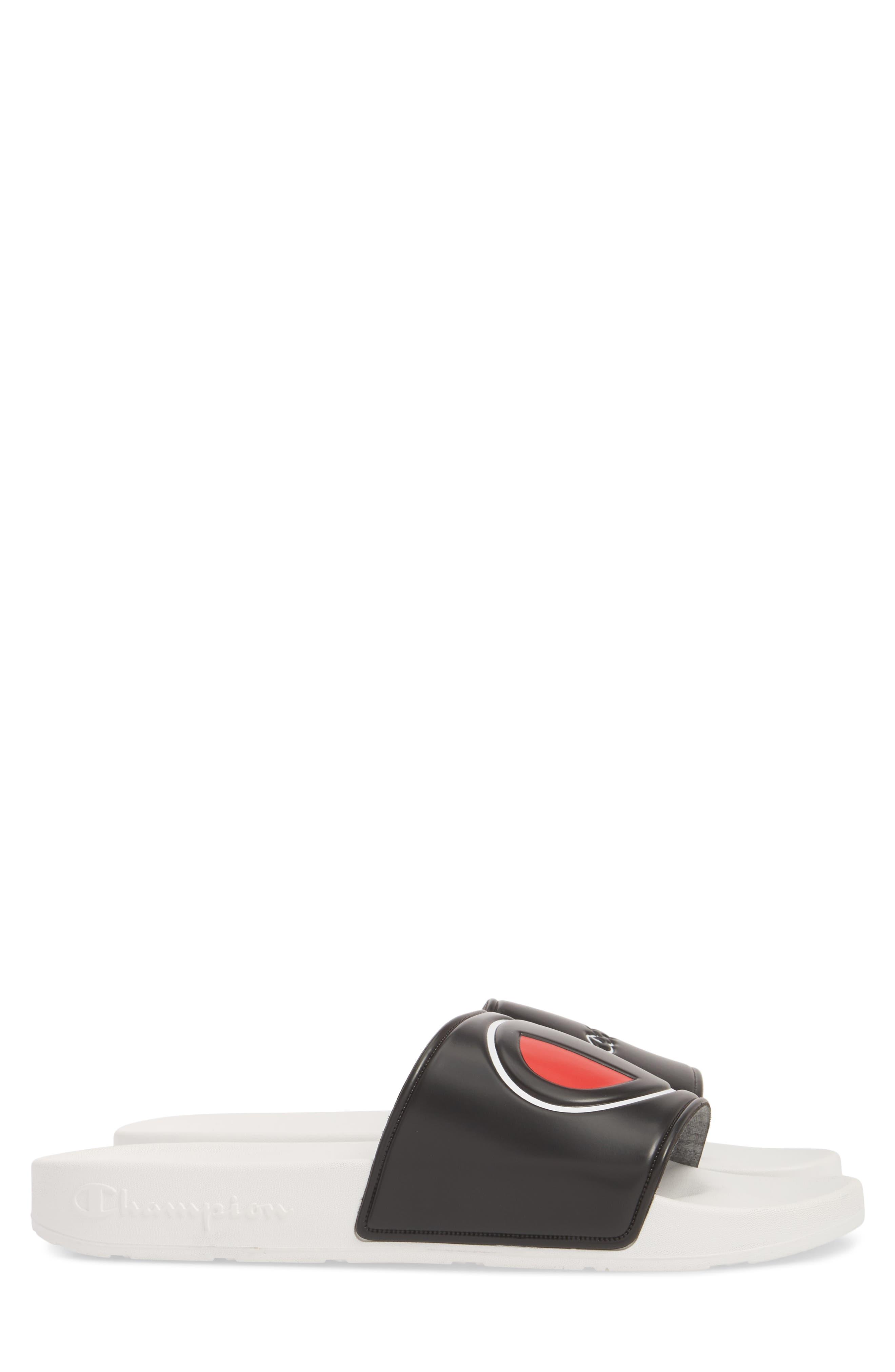 IPO Sport Slide Sandal,                             Alternate thumbnail 4, color,                             001