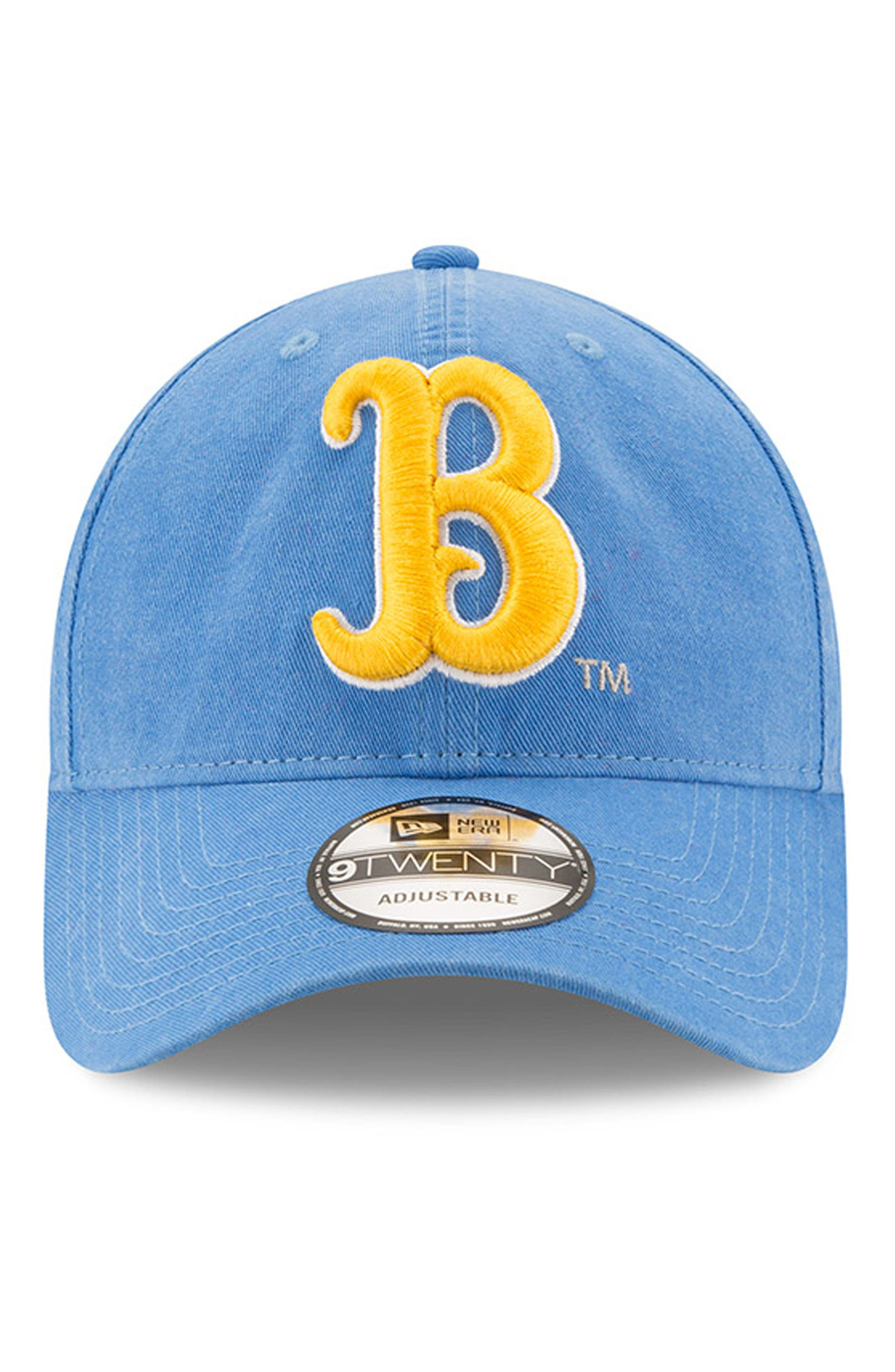 New Era Collegiate Core Classic - UCLA Bruins Baseball Cap,                             Alternate thumbnail 2, color,                             420