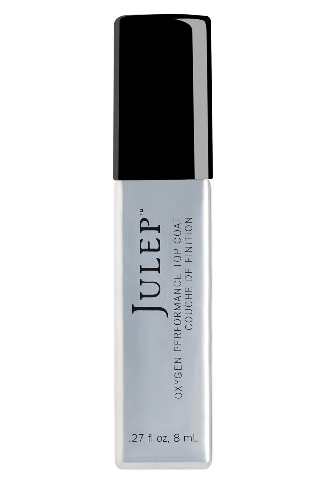 Julep<sup>™</sup> Oxygen Performance Top Coat,                         Main,                         color, NO COLOR