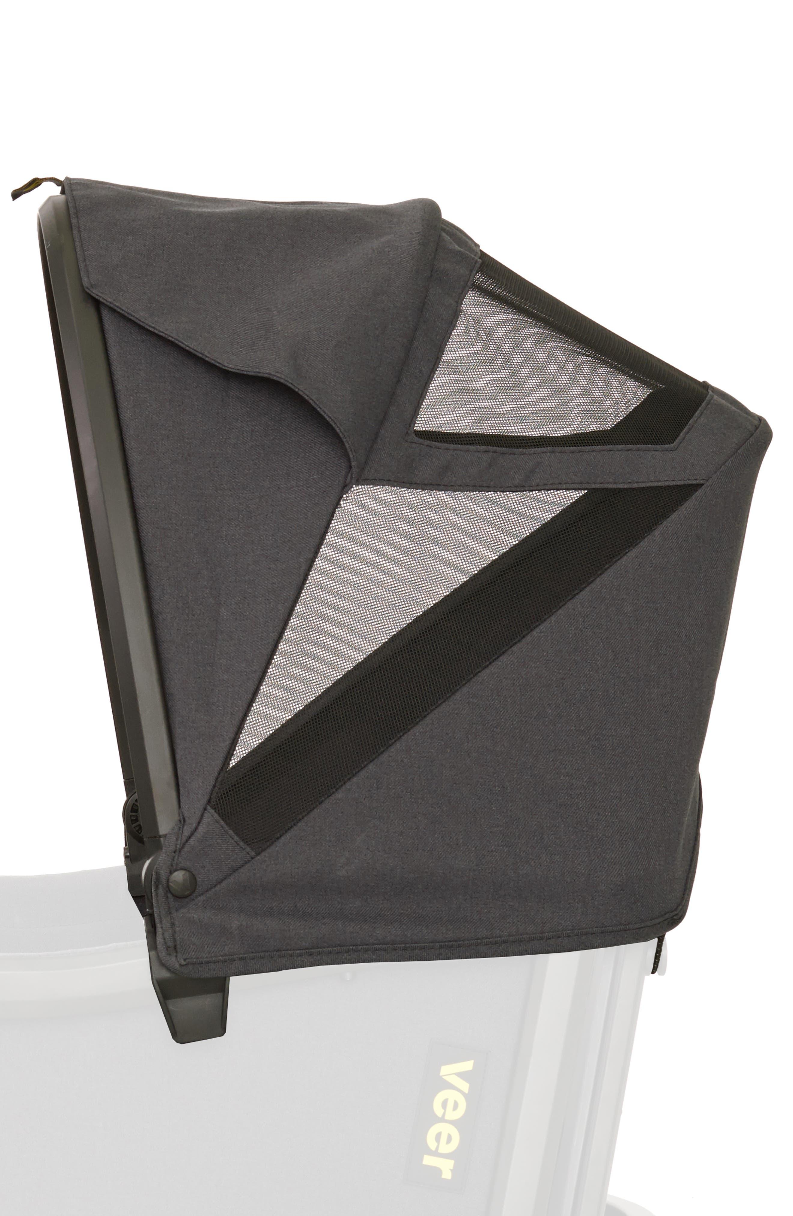 Retractable Canopy,                             Alternate thumbnail 5, color,                             BLACK