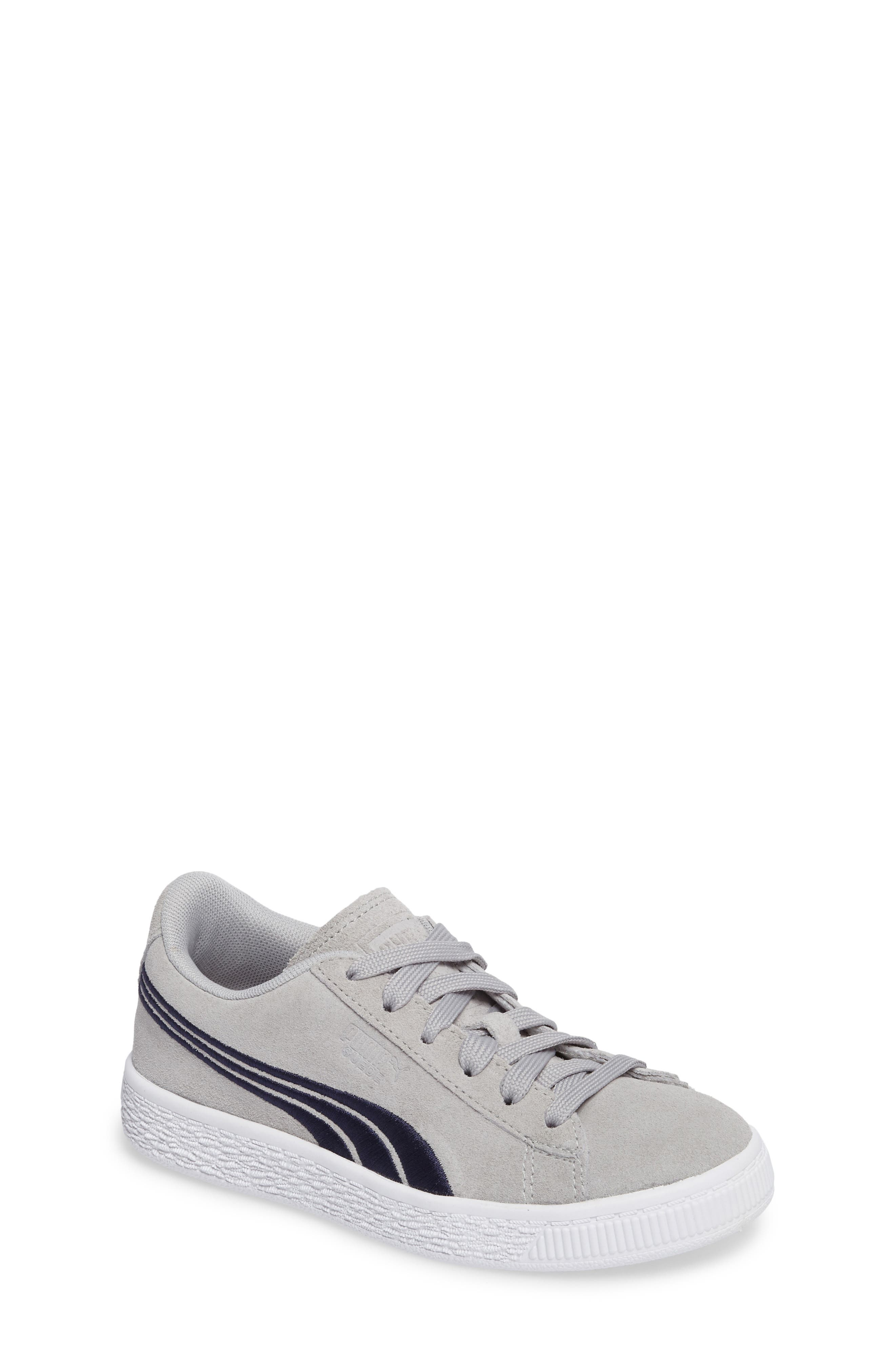 Classic Badge Sneaker,                             Main thumbnail 1, color,                             060