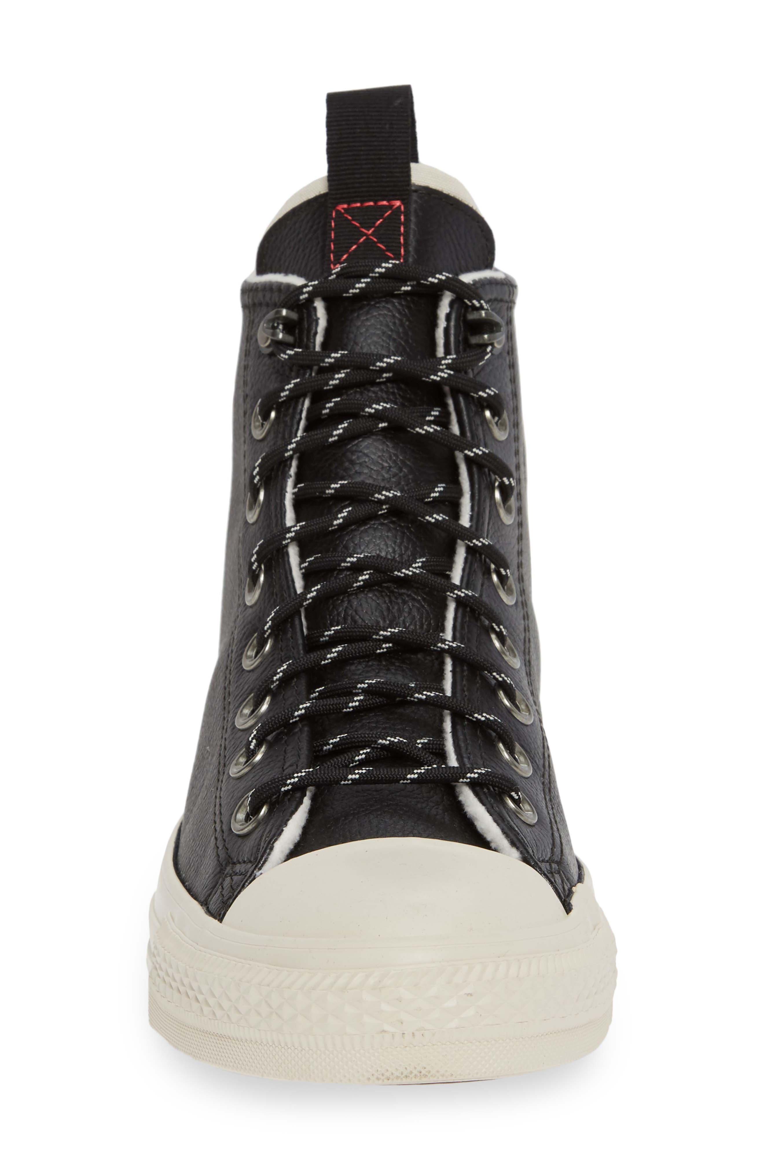 Chuck Taylor<sup>®</sup> All Star<sup>®</sup> Desert Storm Hi Sneaker,                             Alternate thumbnail 4, color,                             MASON/ BLACK/ DRIFTWOOD