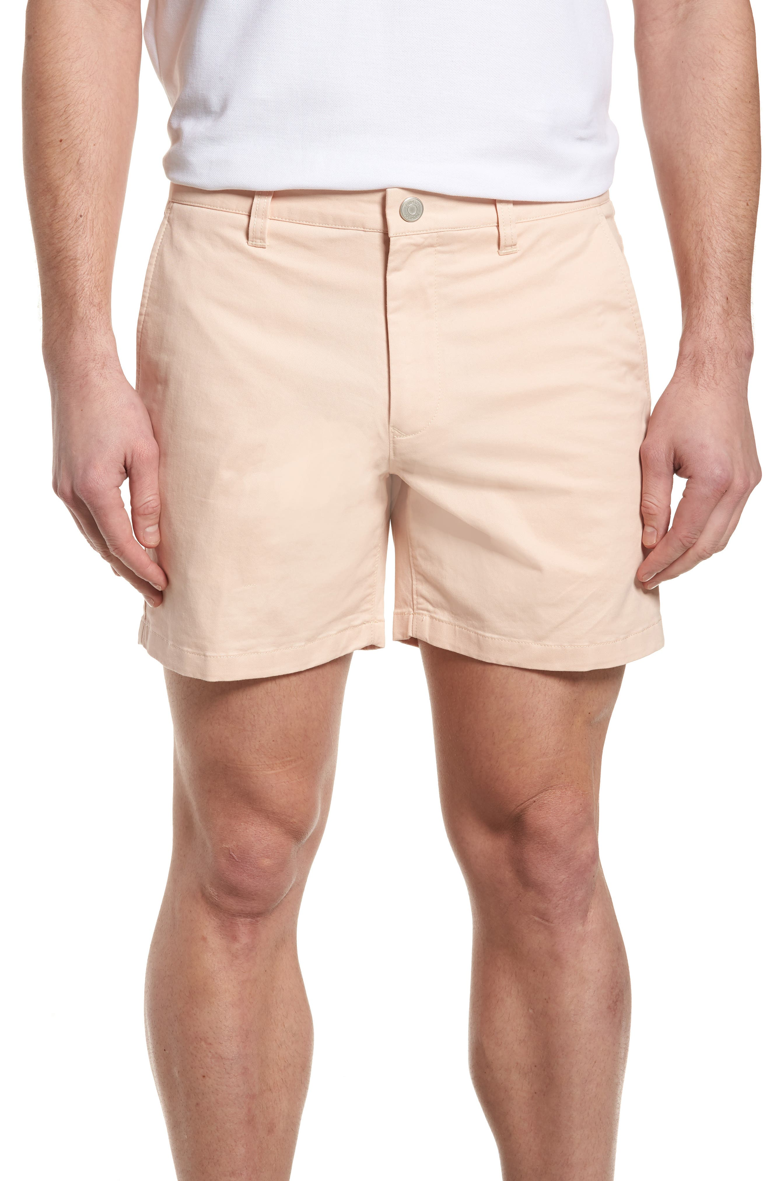Stretch Washed Chino 5-Inch Shorts,                             Main thumbnail 19, color,