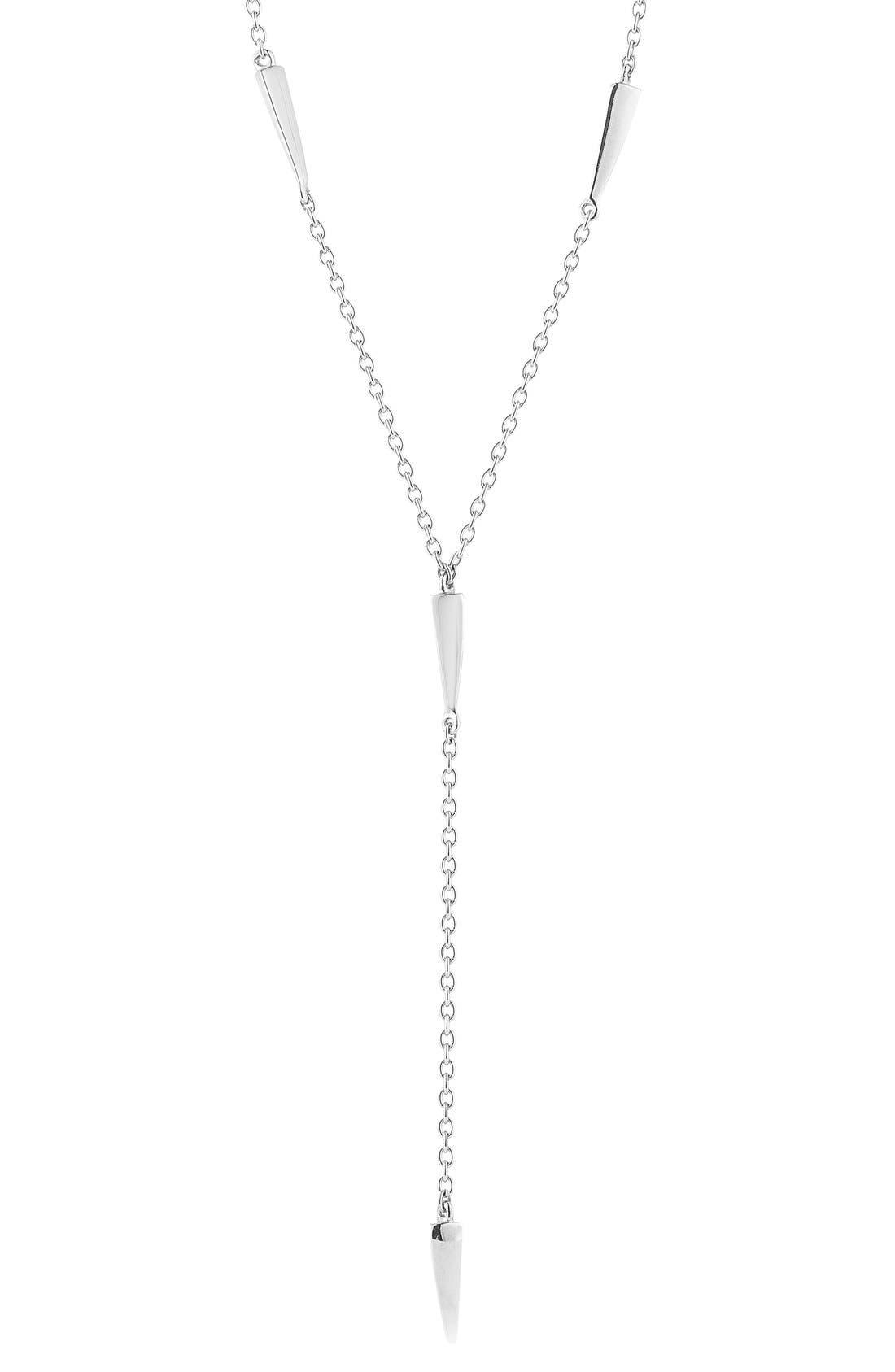 'Miro' Y-Necklace,                             Main thumbnail 1, color,                             040
