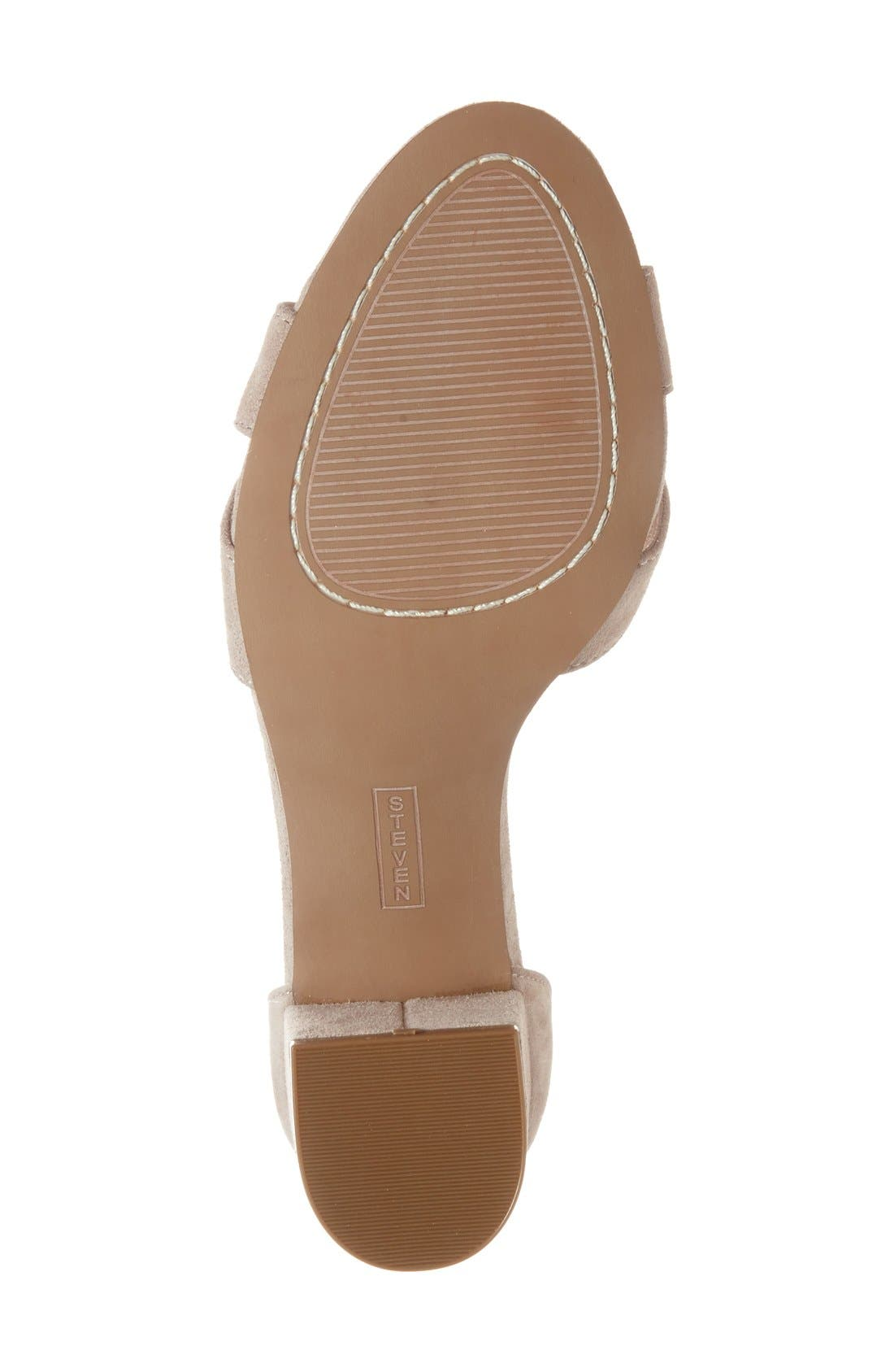 'Voomme' Ankle Strap Sandal,                             Alternate thumbnail 24, color,