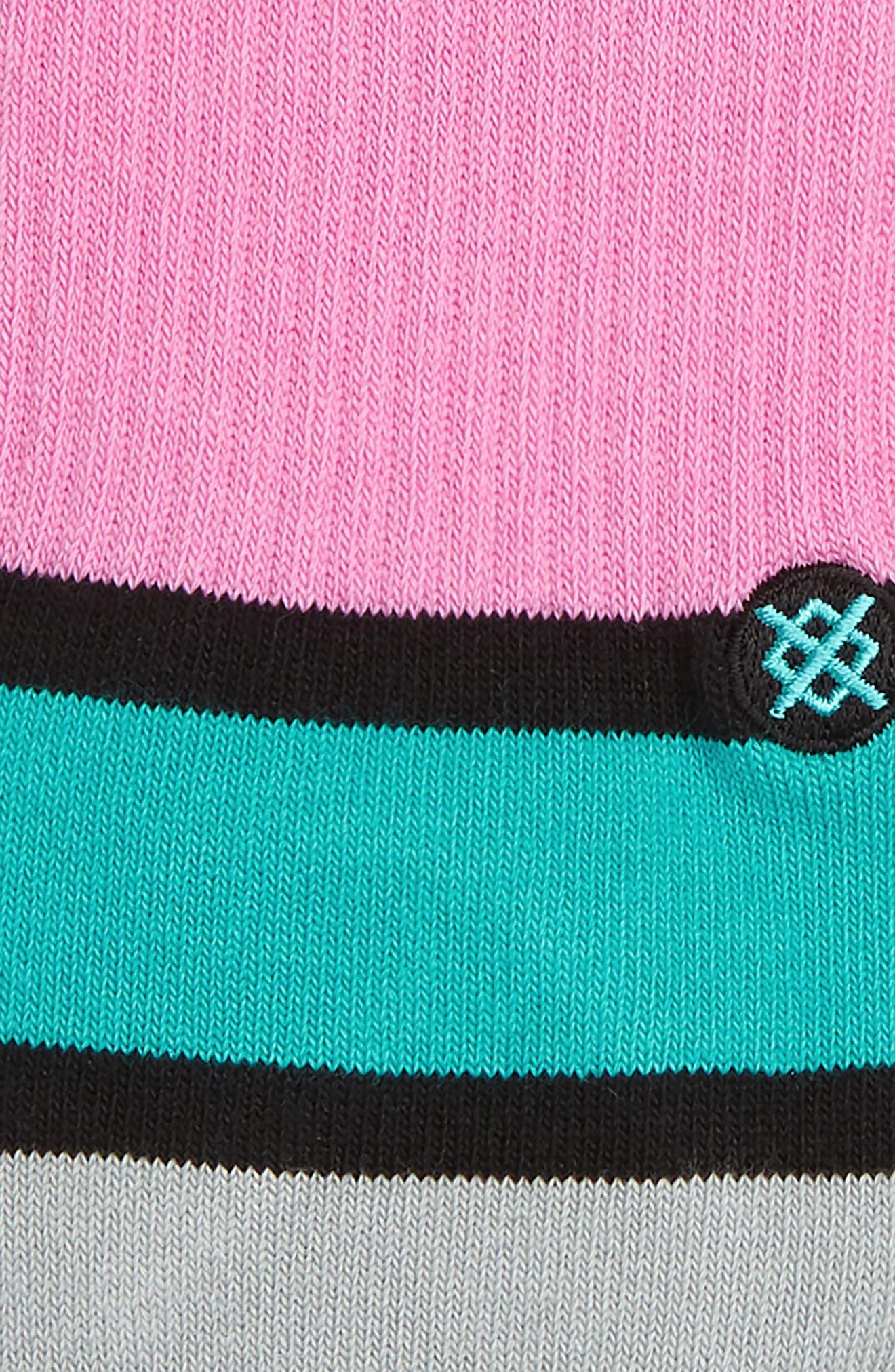 Abbot Socks,                             Alternate thumbnail 2, color,                             GREY