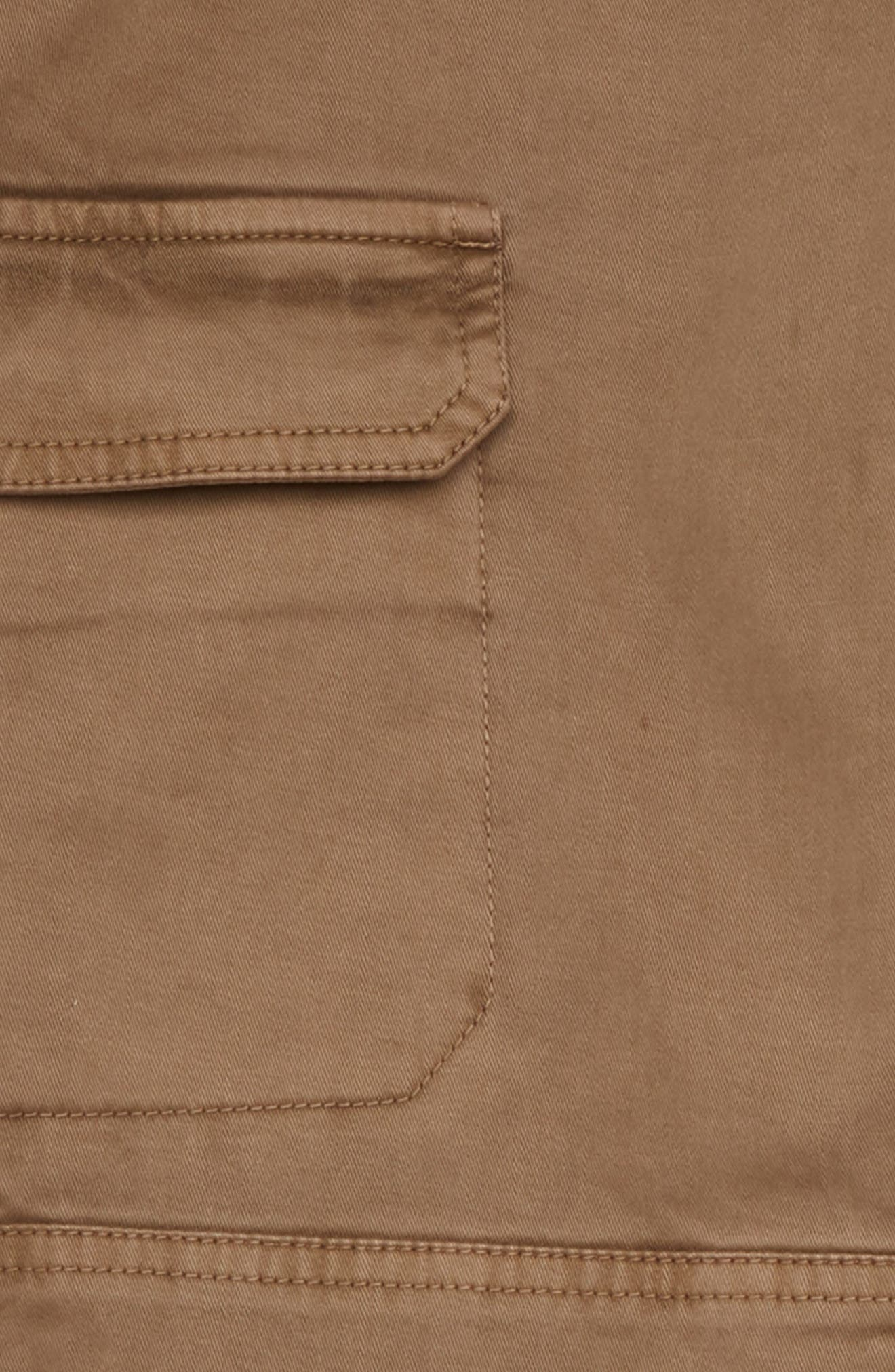 Cargo Jogger Pants,                             Alternate thumbnail 2, color,                             BROWN CUB
