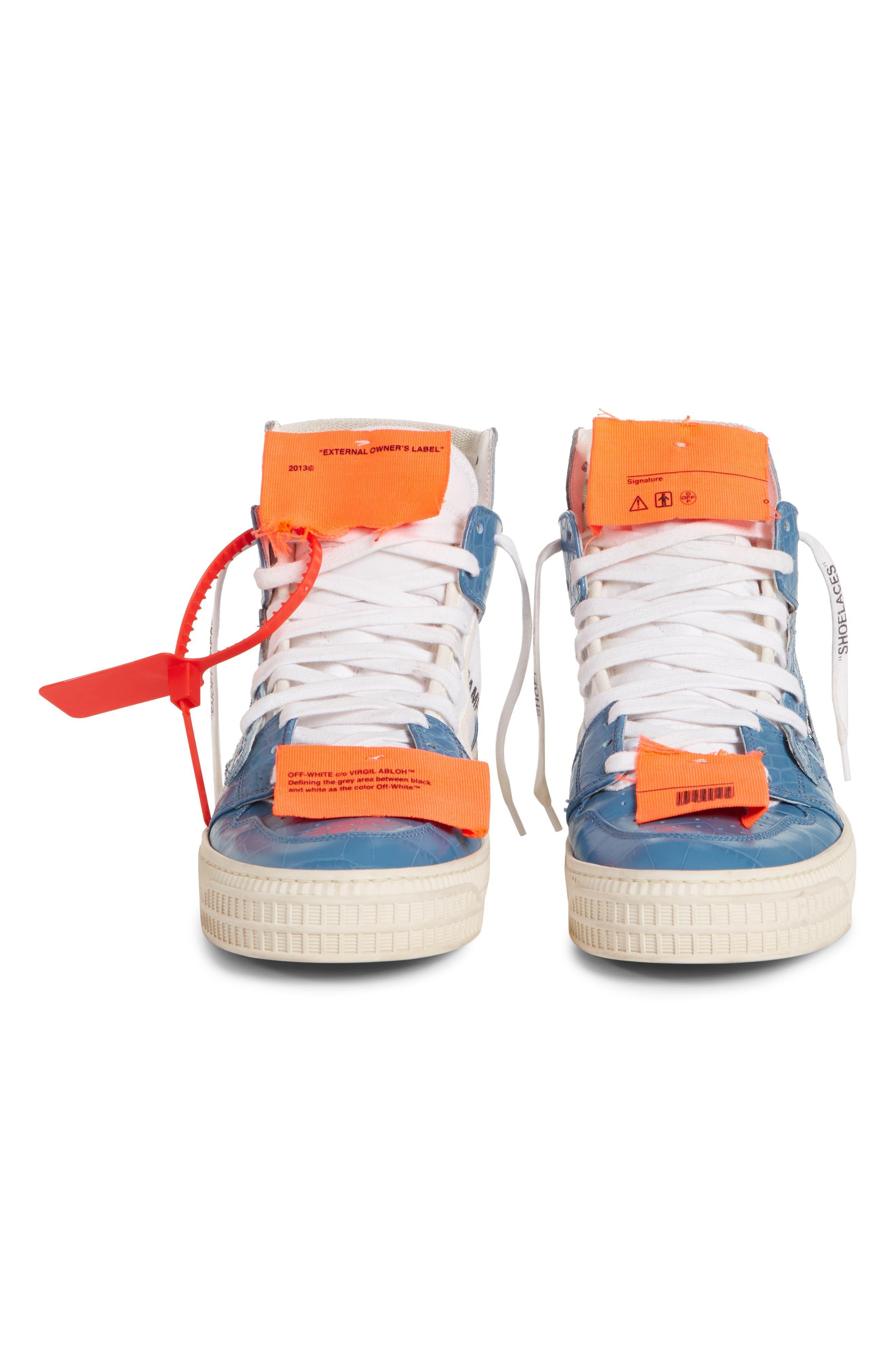 Low 3.0 Sneaker,                             Alternate thumbnail 4, color,                             BLUE NO COLOR