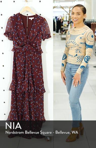 Laviana Maxi Dress, sales video thumbnail