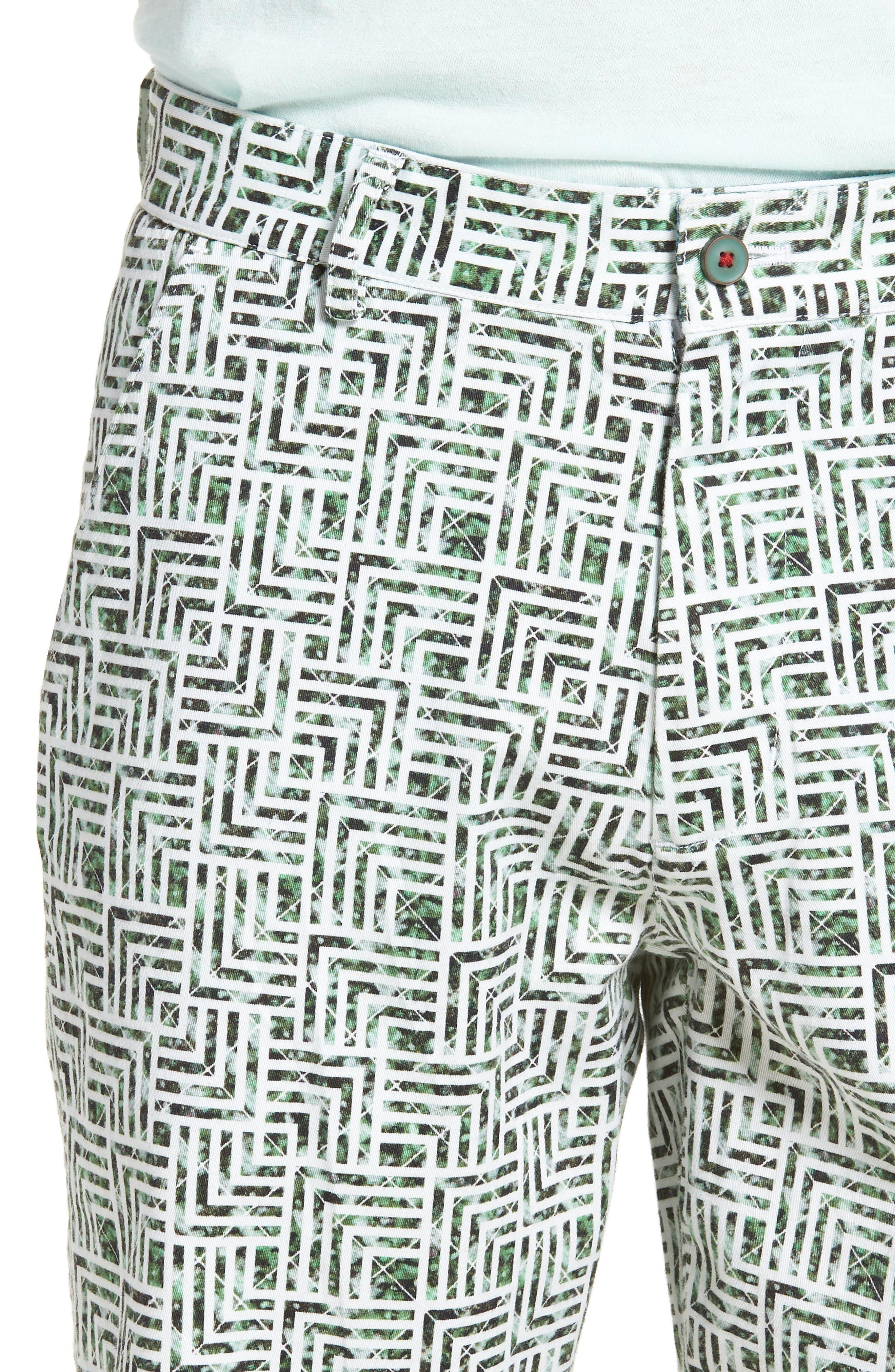 Cristobal Woven Shorts,                             Alternate thumbnail 4, color,