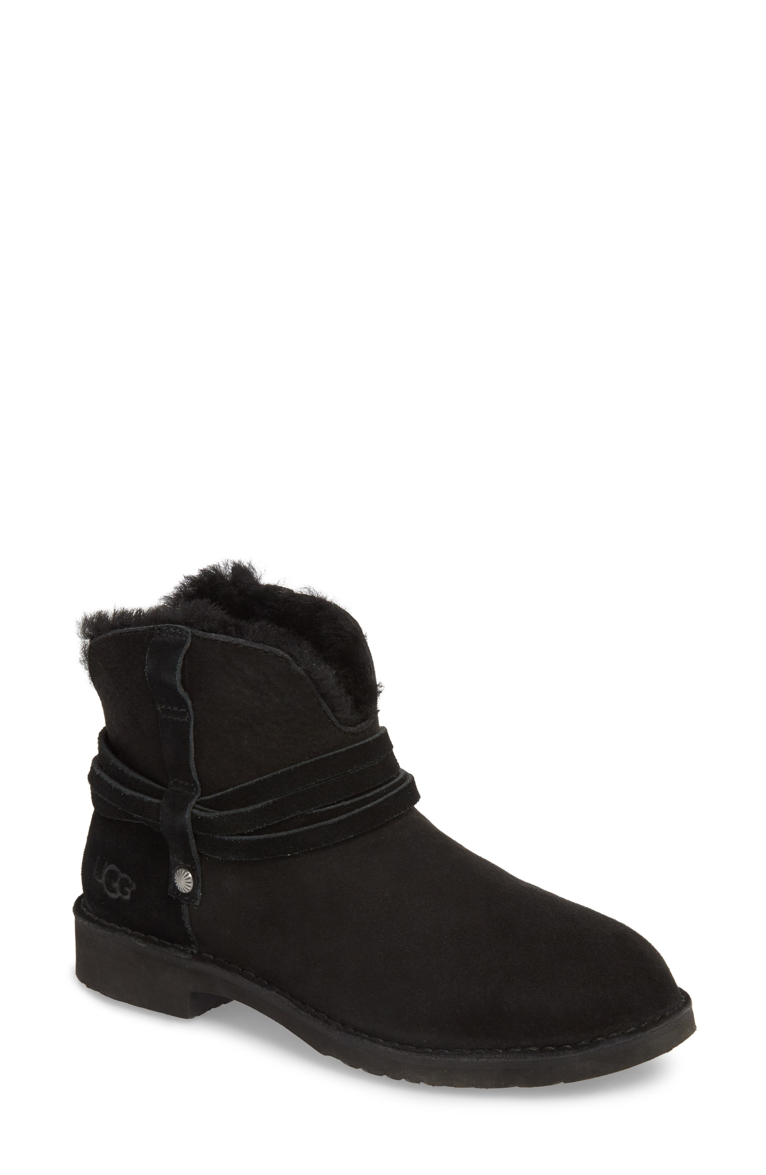 Pasqual Boot,                         Main,                         color, BLACK SUEDE