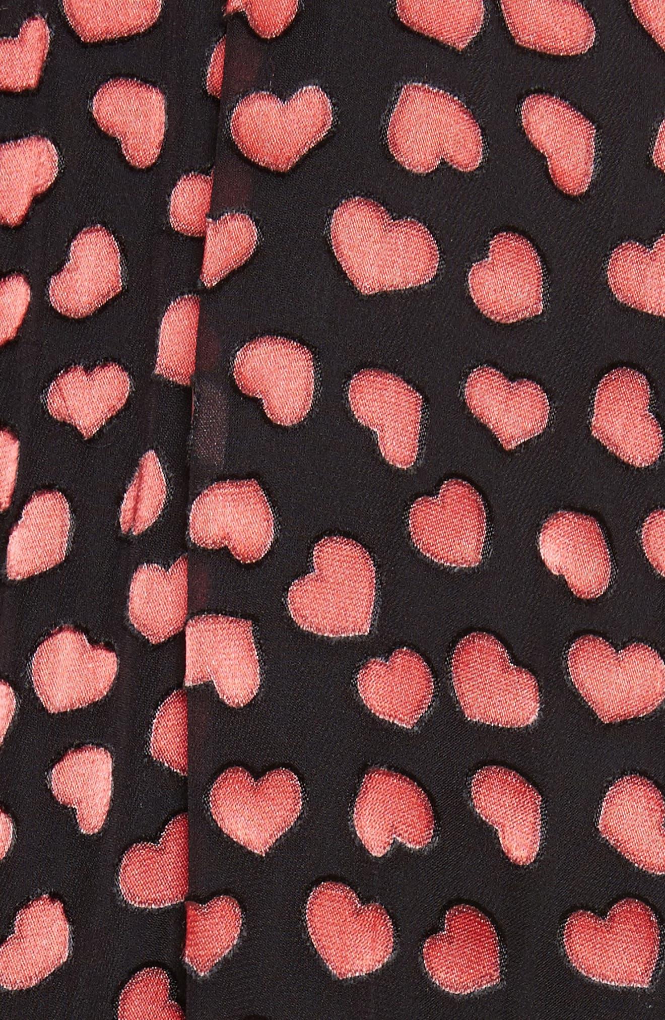 Tessie Drop Waist Dress,                             Alternate thumbnail 5, color,                             605