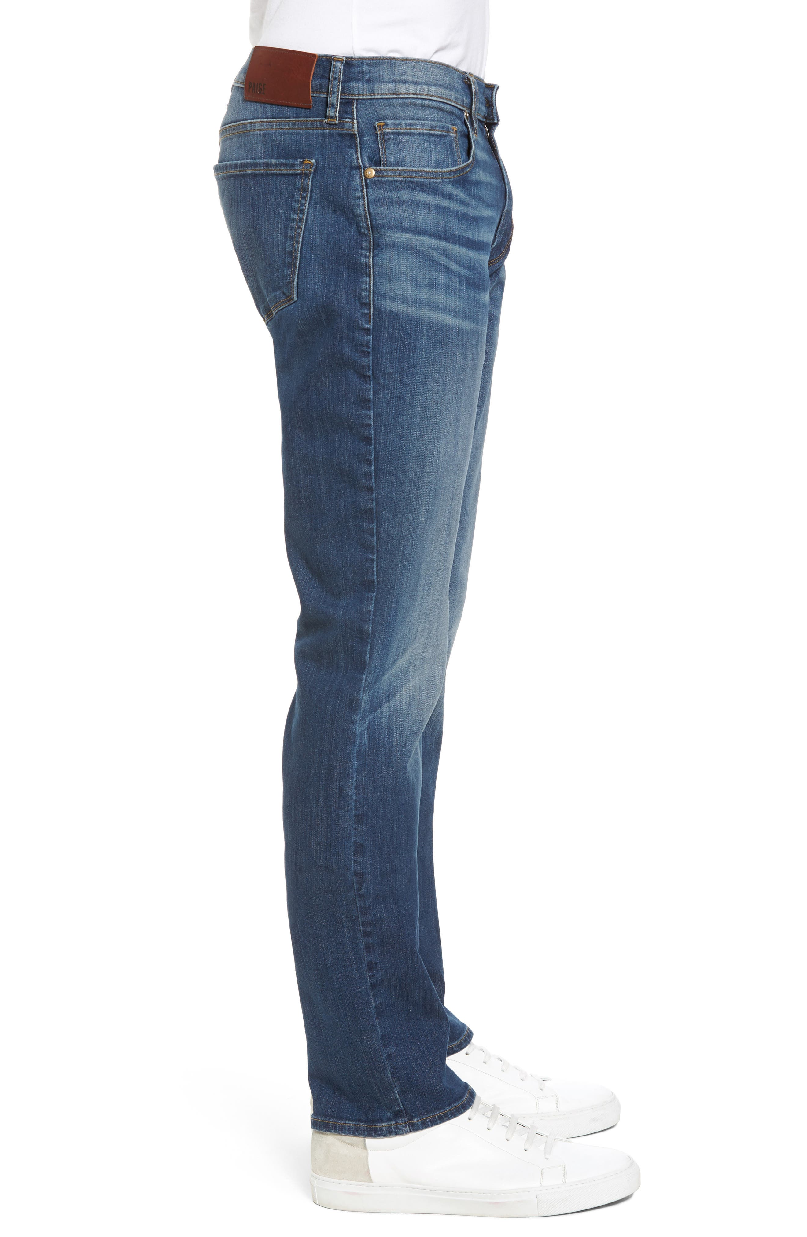 Legacy - Normandie Straight Leg Jeans,                             Alternate thumbnail 3, color,                             400