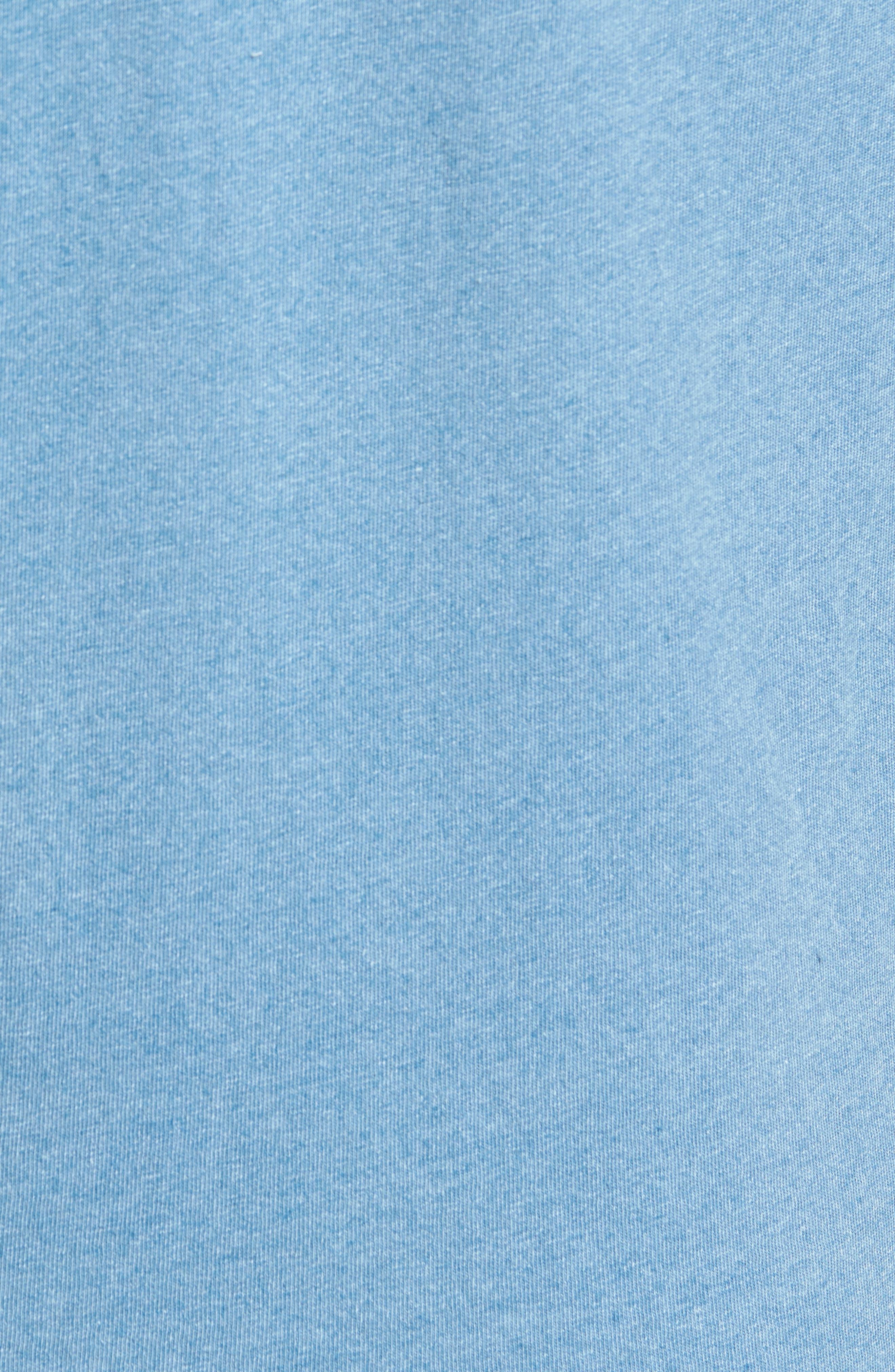 Denim Trim Jersey Polo,                             Alternate thumbnail 10, color,