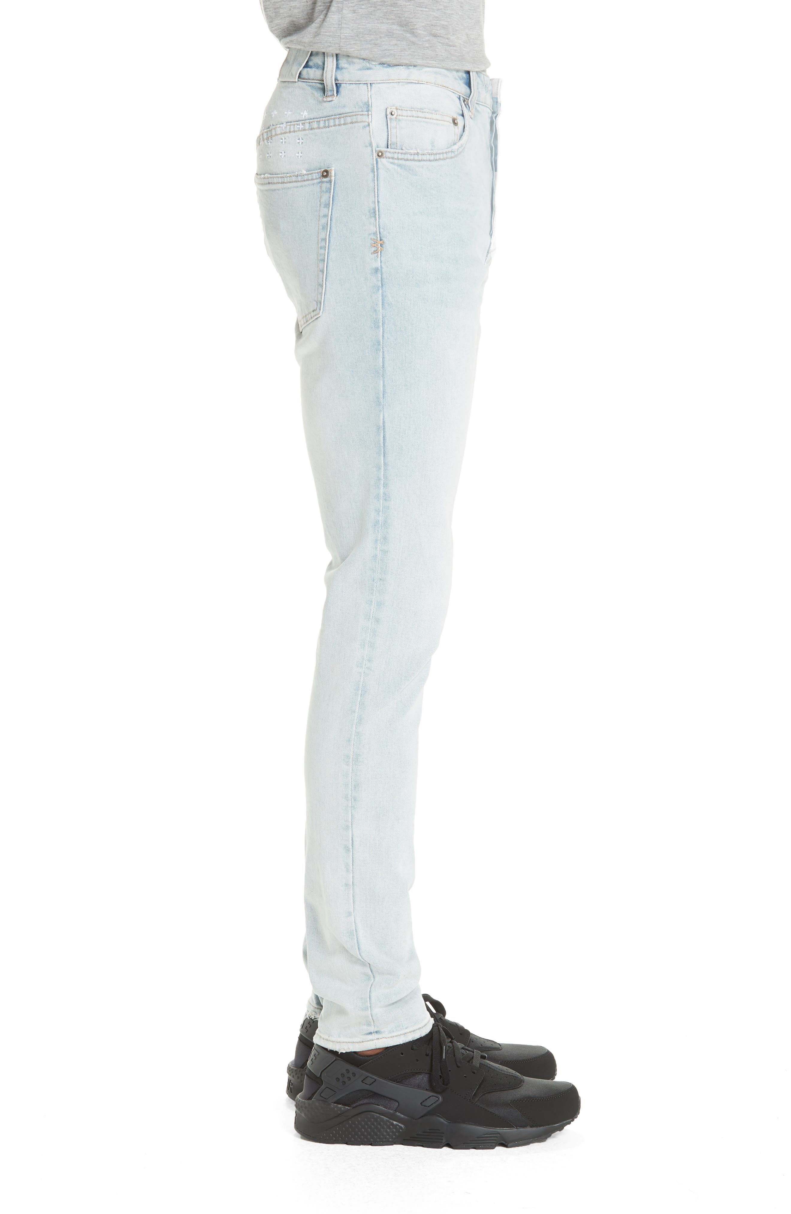 Chitch Chillz Skinny Fit Jeans,                             Alternate thumbnail 3, color,                             450