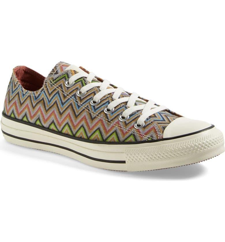Converse x Missoni Chuck Taylor® All Star® Low Sneaker (Nordstrom ... 72d6b0839
