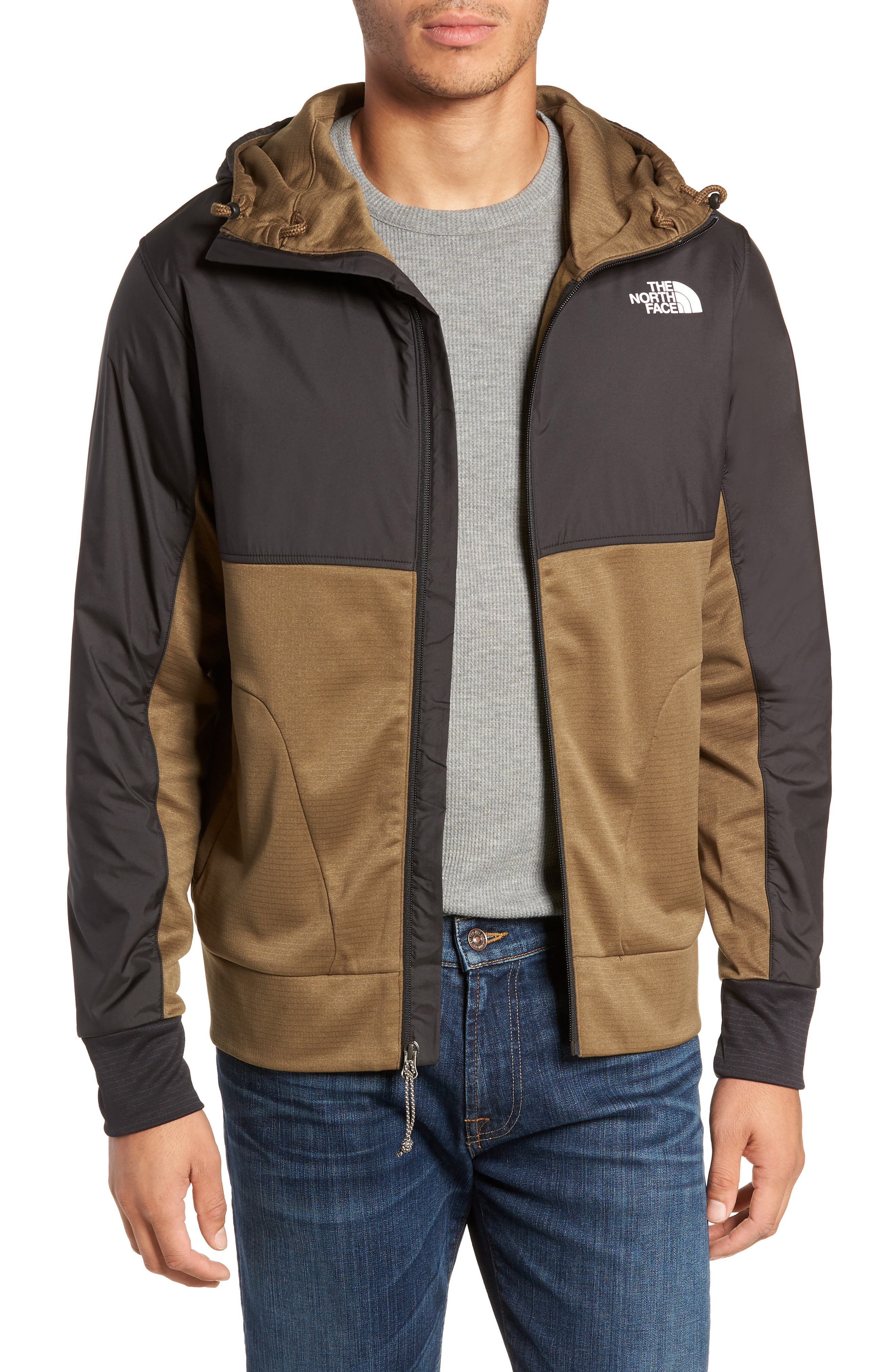 The North Face Train N-Logo Hooded Jacket