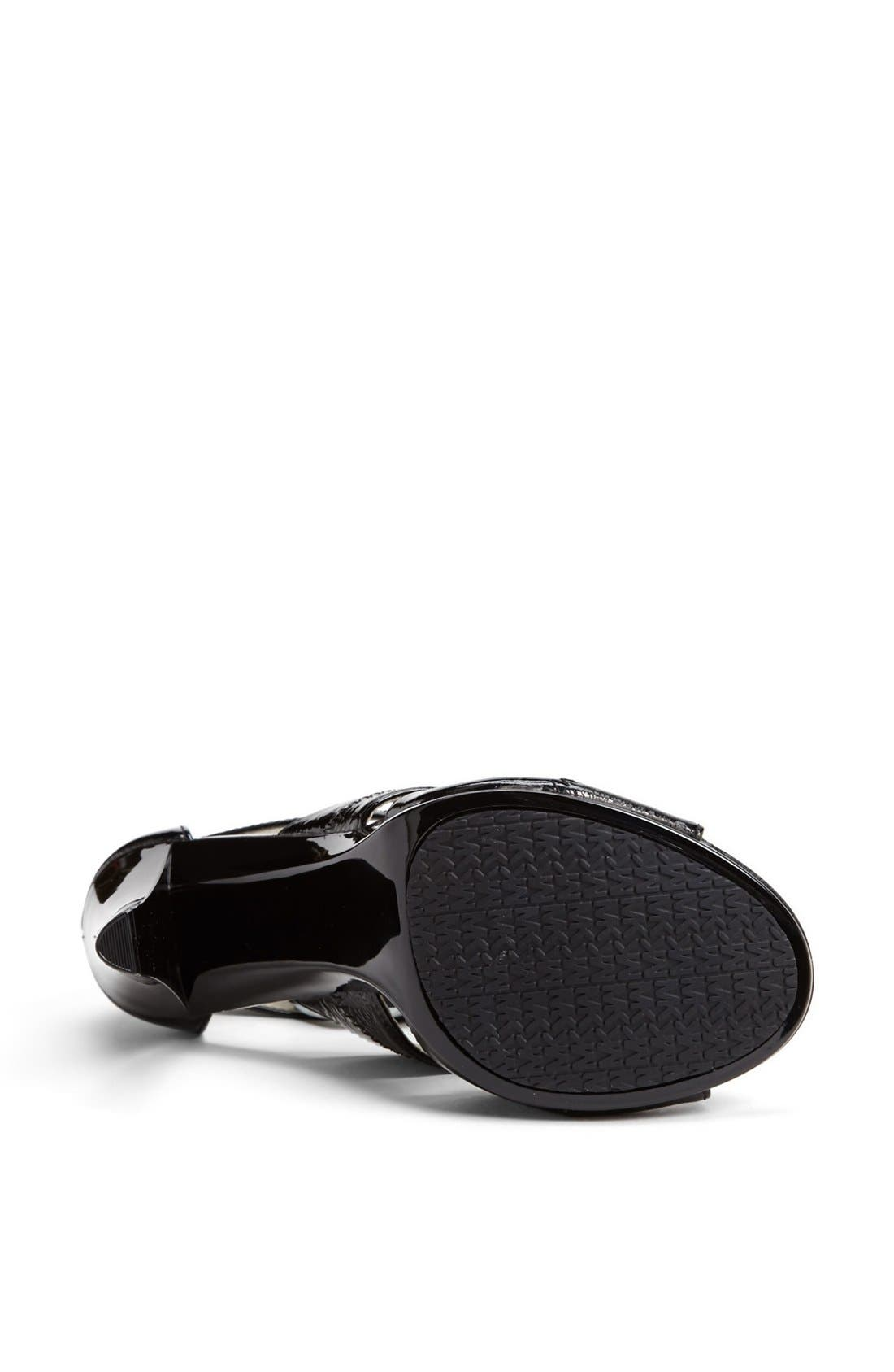 'Berkley' T-Strap Sandal,                             Alternate thumbnail 24, color,