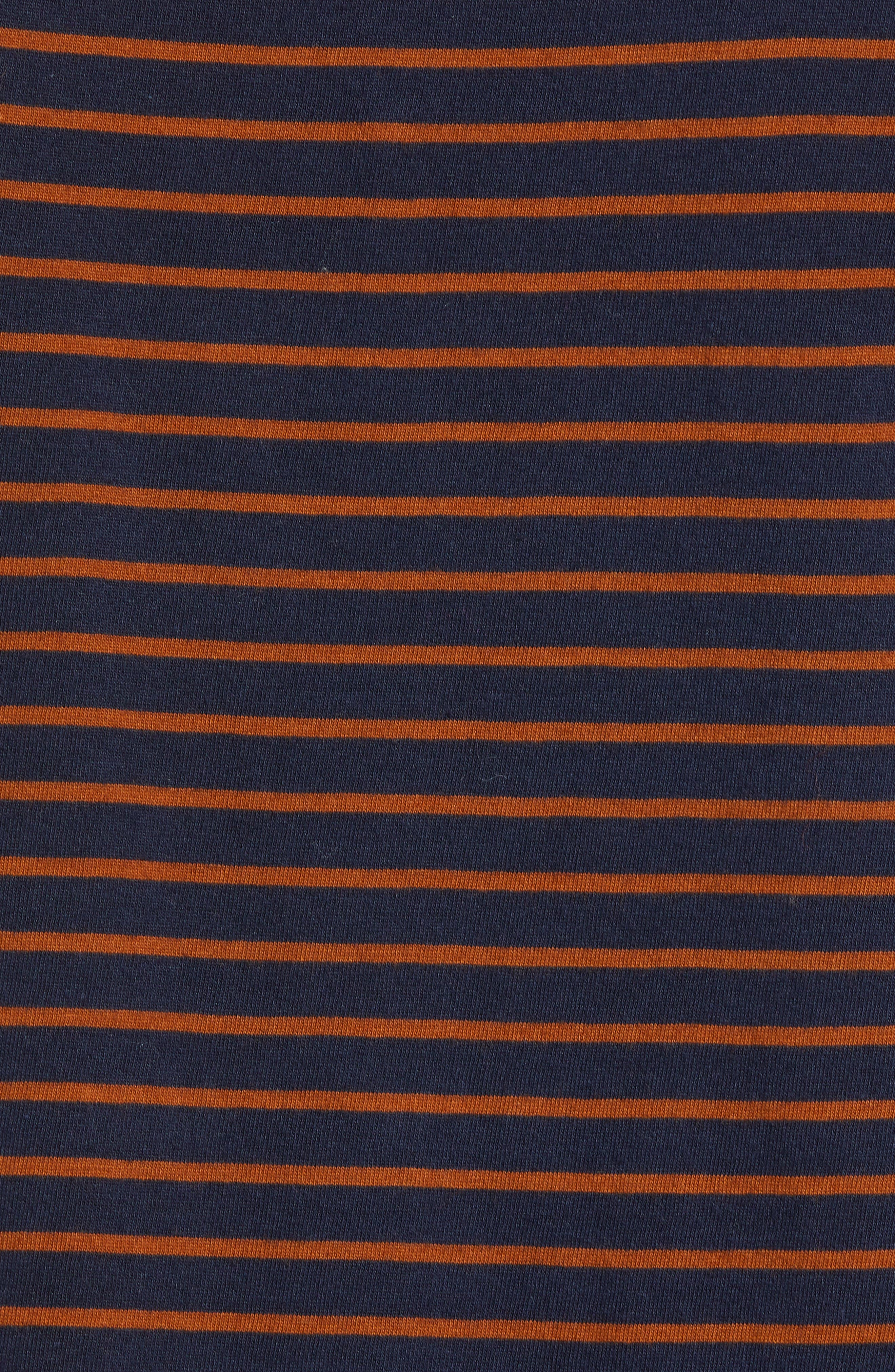 Stripe T-Shirt,                             Alternate thumbnail 5, color,                             210