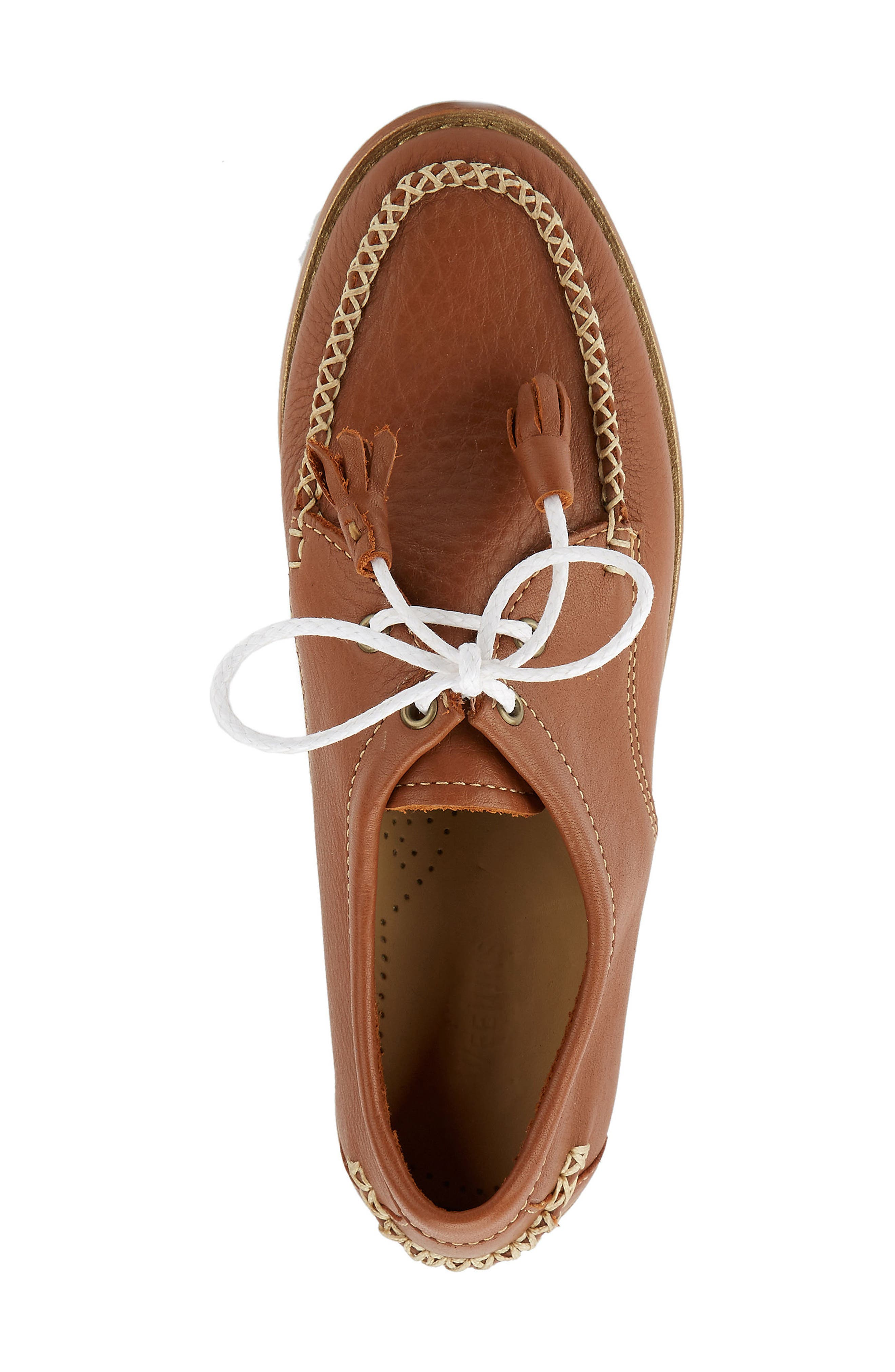 'Winnie' Leather Oxford,                             Alternate thumbnail 28, color,